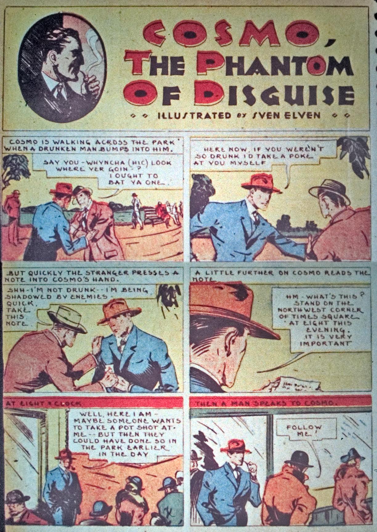 Read online Detective Comics (1937) comic -  Issue #34 - 42