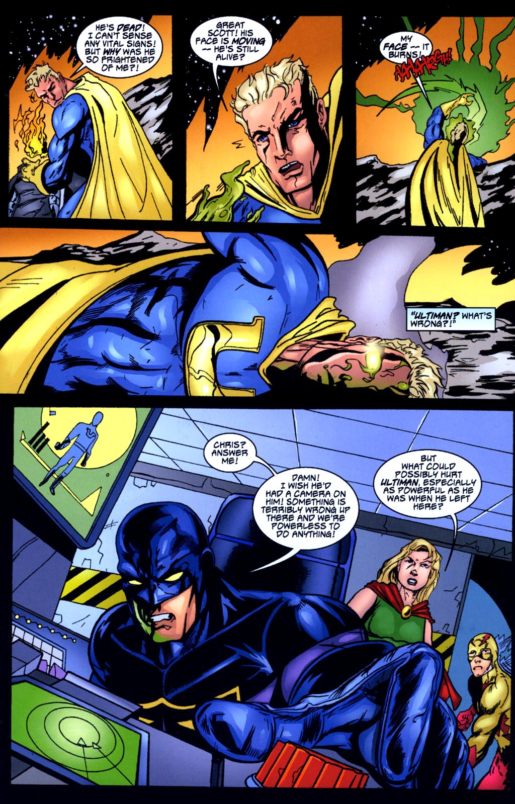 Read online Big Bang: Round Table of America comic -  Issue # Full - 11
