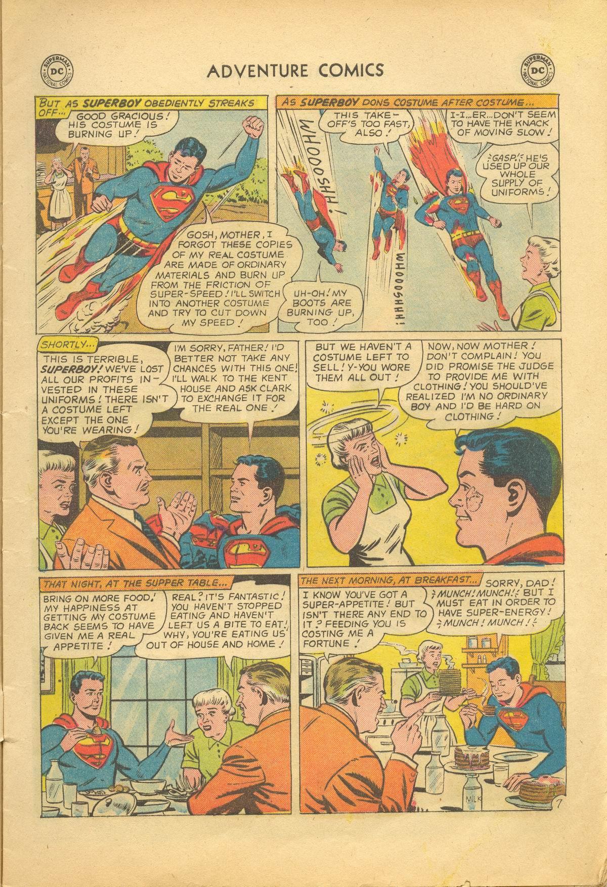 Read online Adventure Comics (1938) comic -  Issue #281 - 9