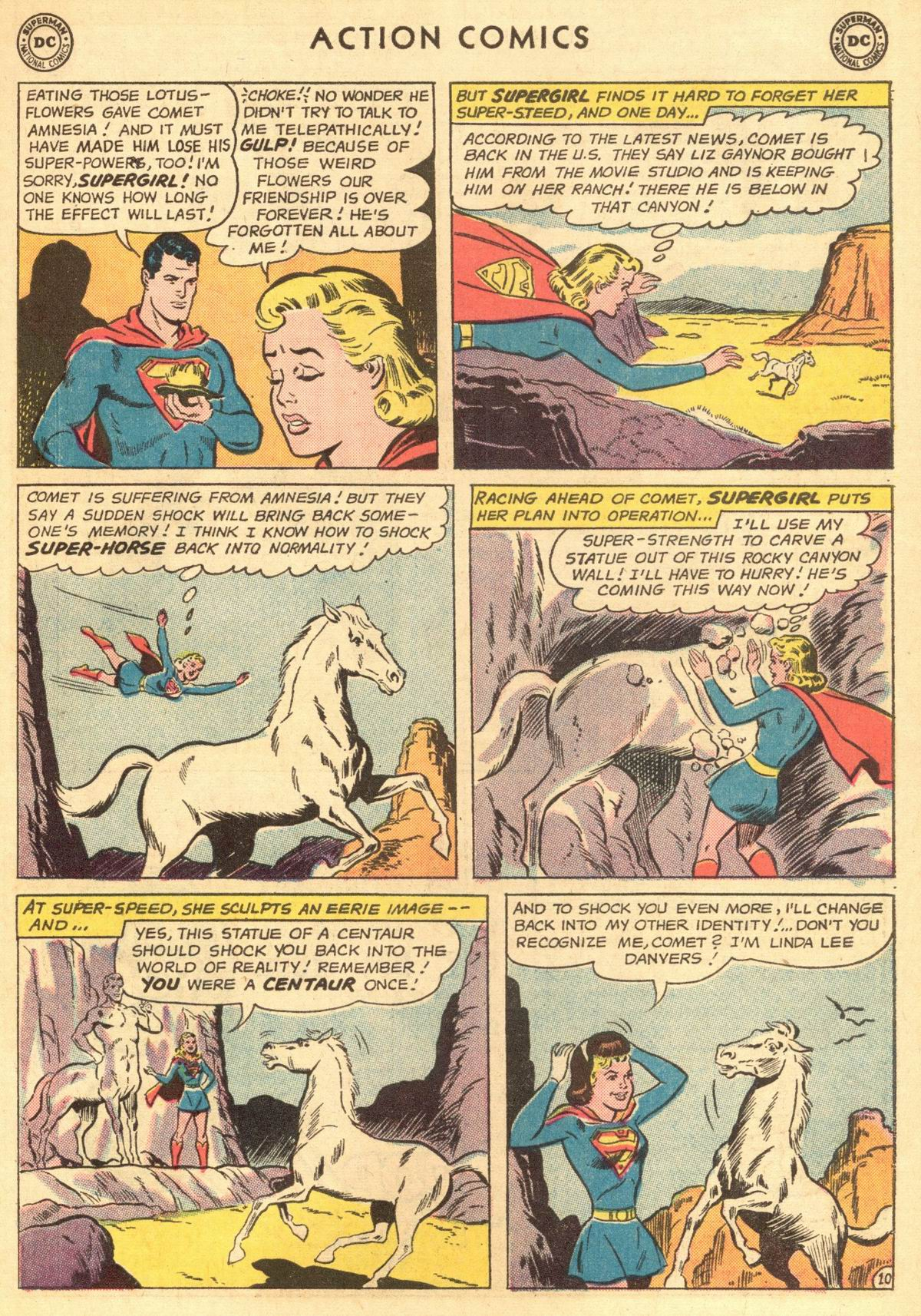 Action Comics (1938) 294 Page 30