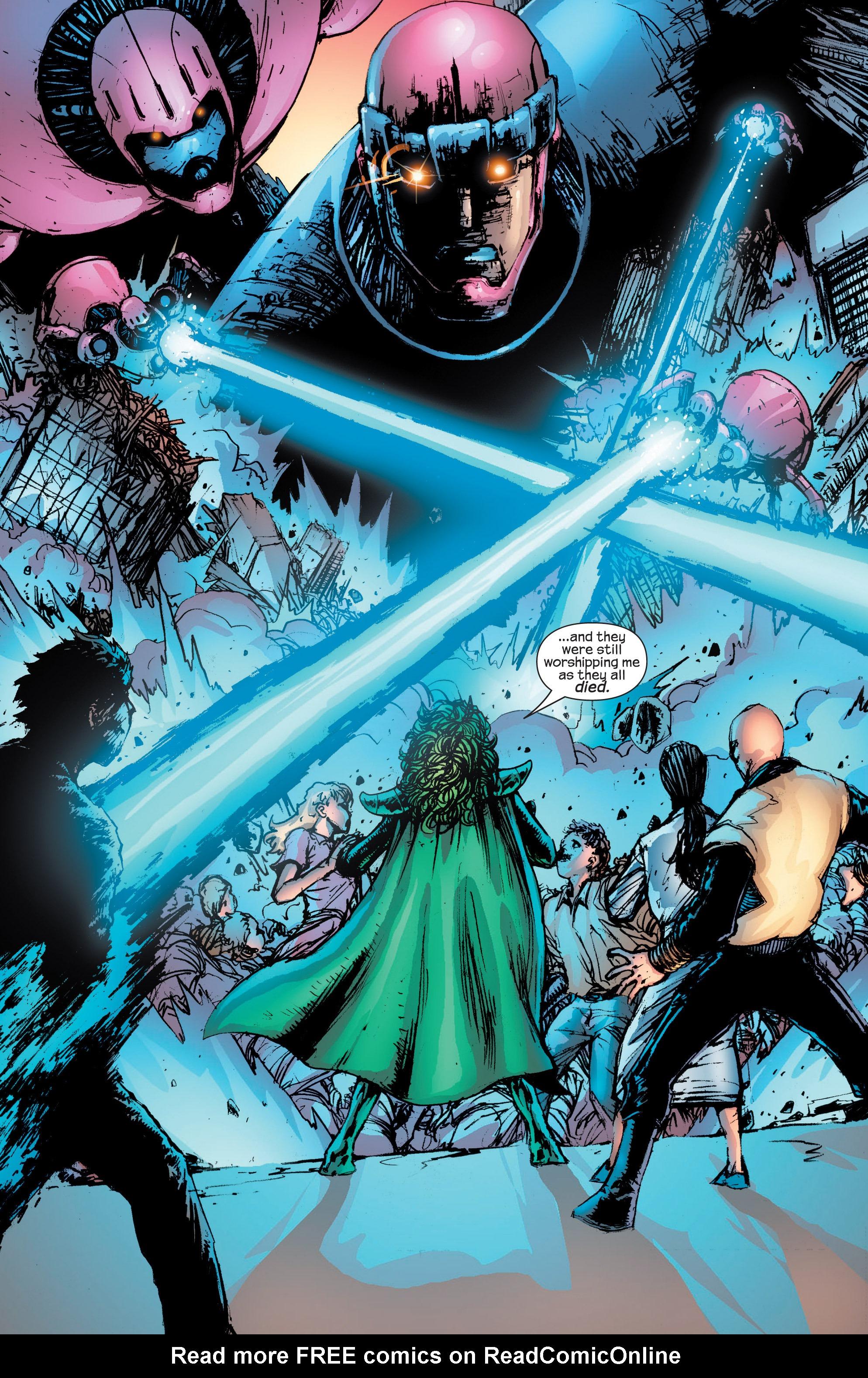 Read online Uncanny X-Men (1963) comic -  Issue #431 - 4