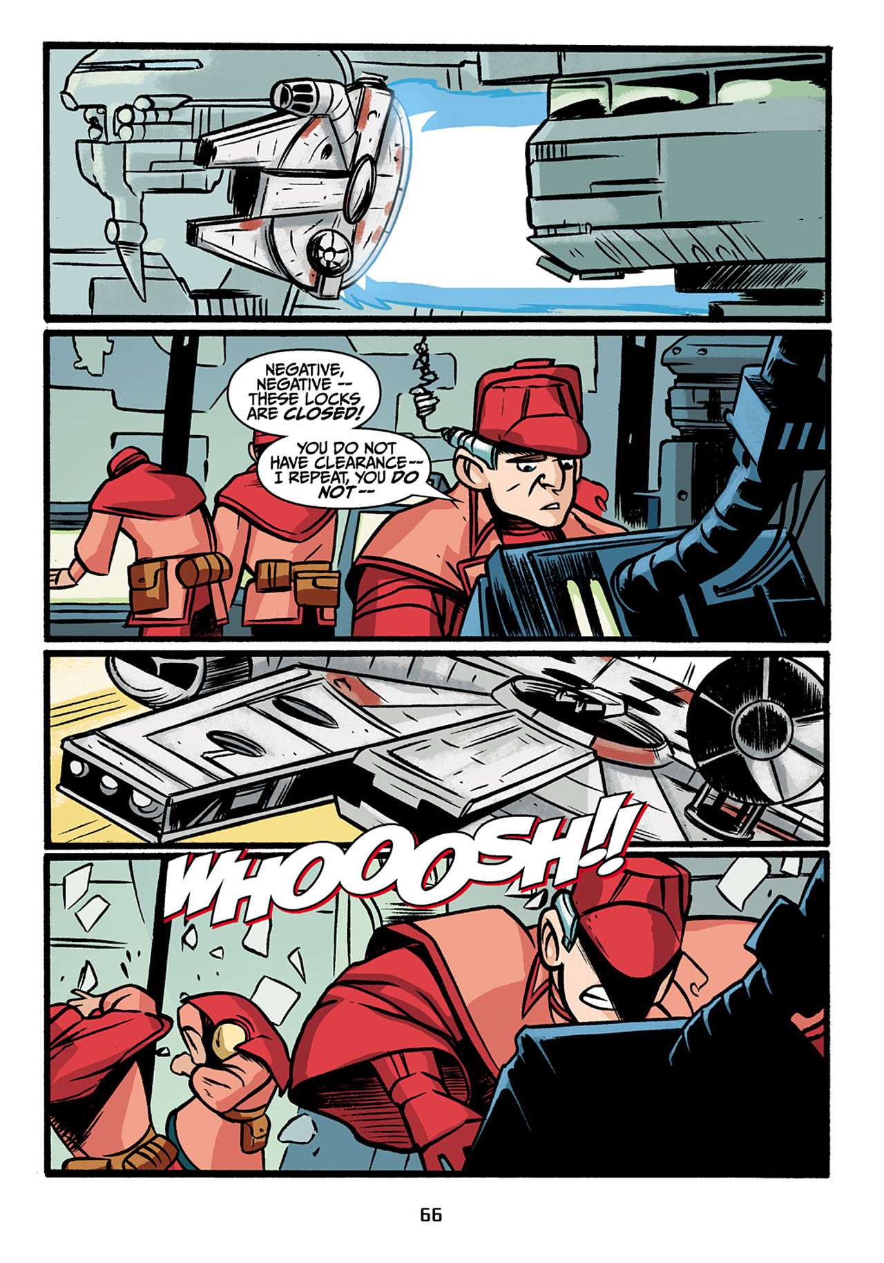Read online Star Wars Omnibus comic -  Issue # Vol. 33 - 68