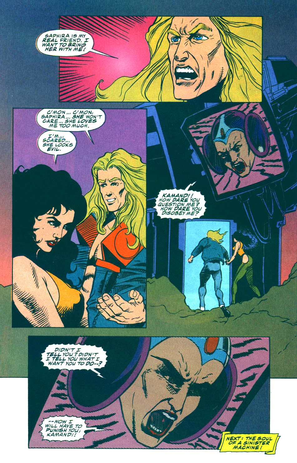 Read online Kamandi: At Earth's End comic -  Issue #5 - 26
