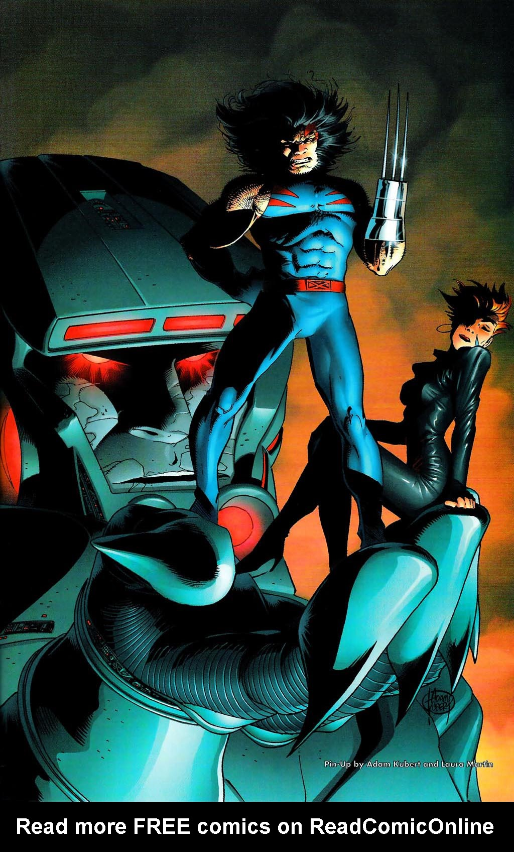 Read online Age of Apocalypse (2005) comic -  Issue #0 - 34