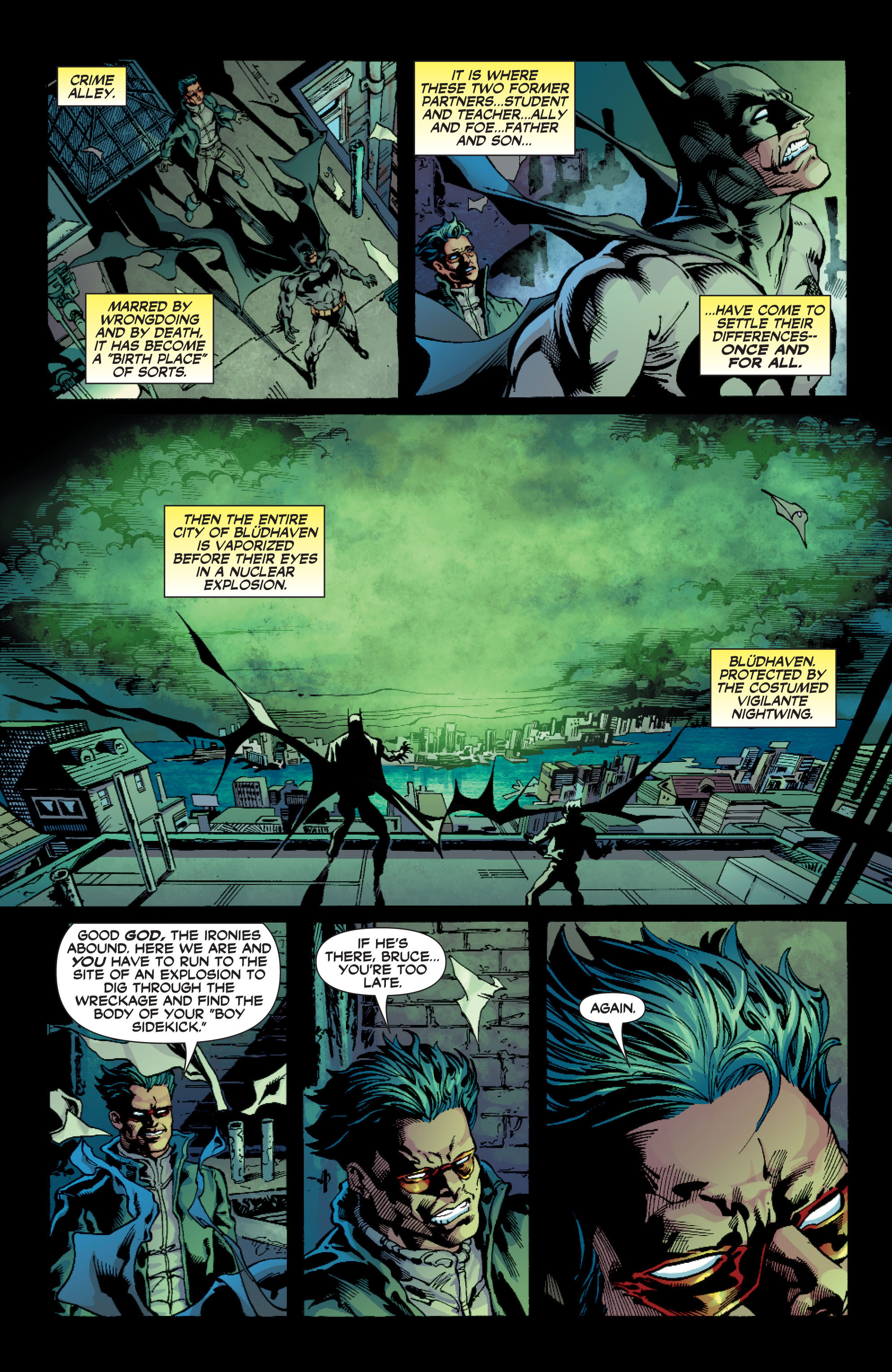 Read online Batman: Under The Red Hood comic -  Issue # Full - 295