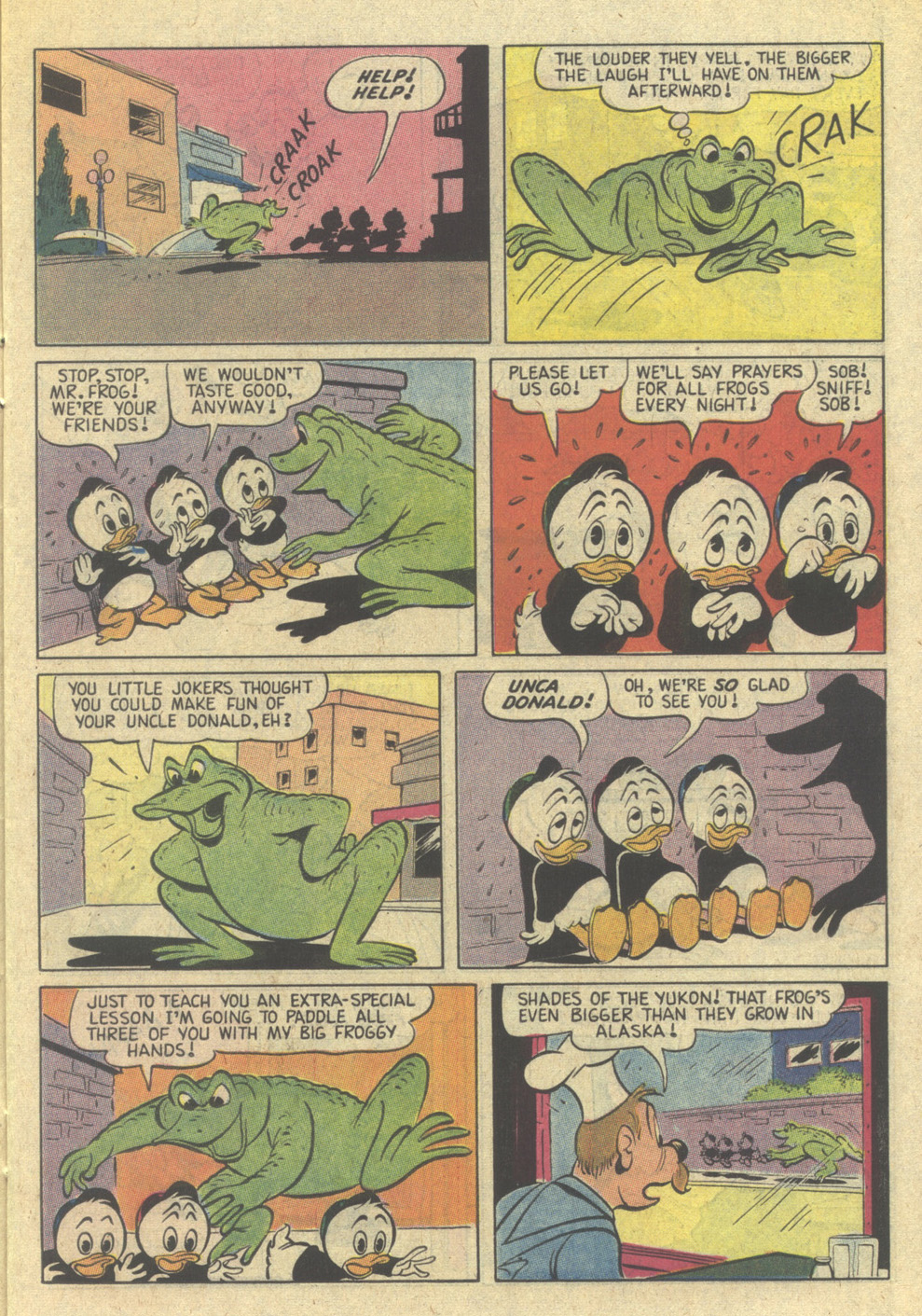Walt Disney's Comics and Stories issue 502 - Page 11