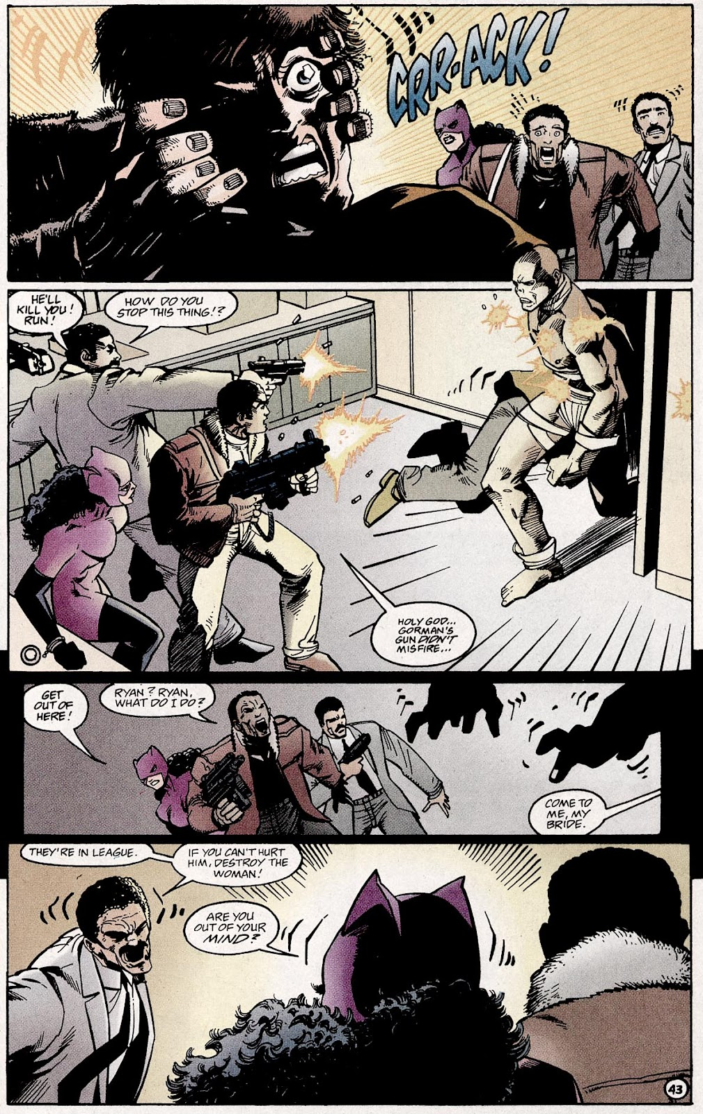 Catwoman (1993) Annual 4 #4 - English 45