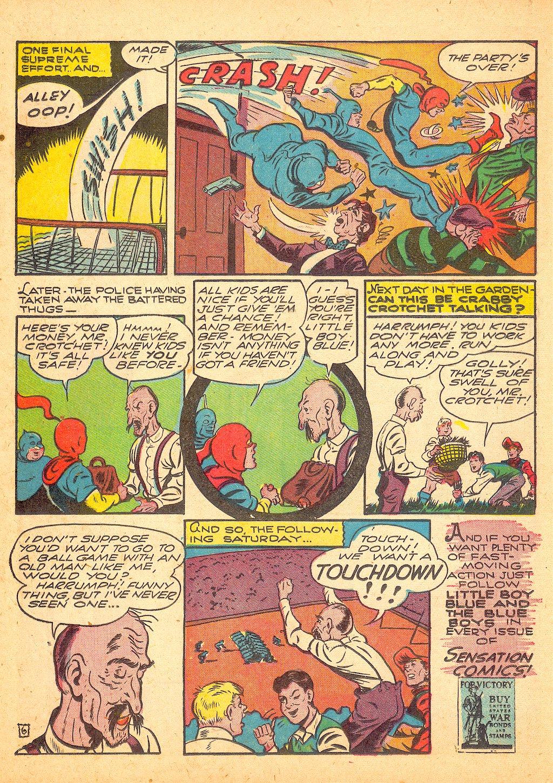 Read online Sensation (Mystery) Comics comic -  Issue #25 - 30