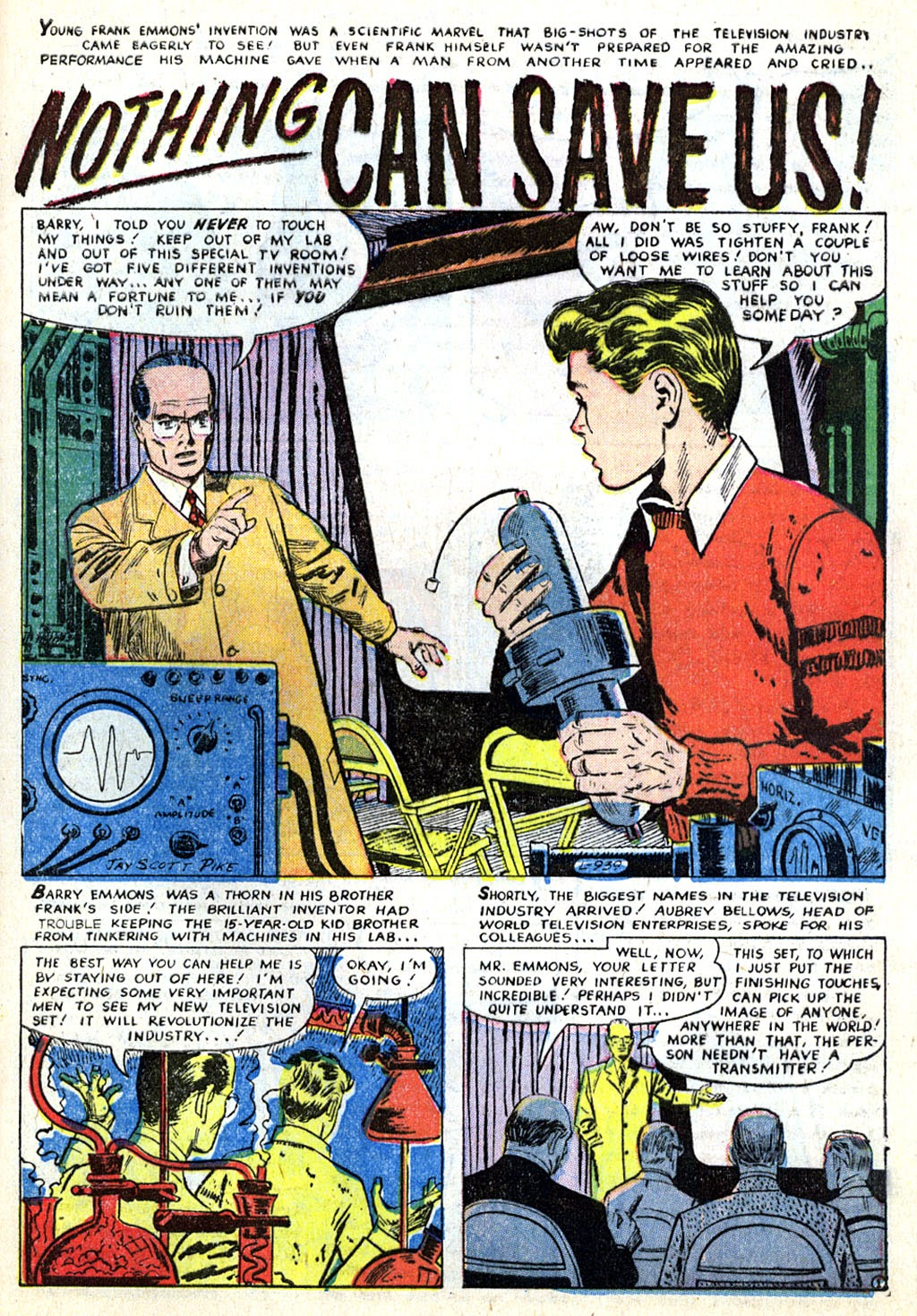 Mystic (1951) issue 60 - Page 29