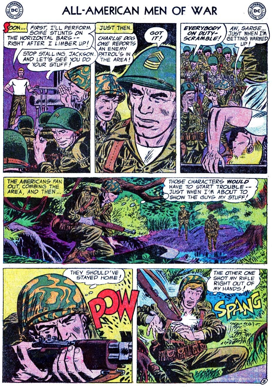 All-American Men of War issue 23 - Page 20