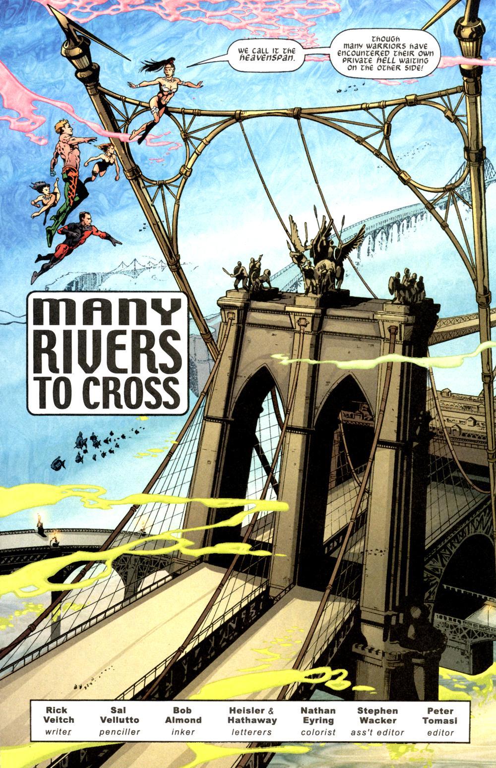Read online Aquaman (2003) comic -  Issue #6 - 5
