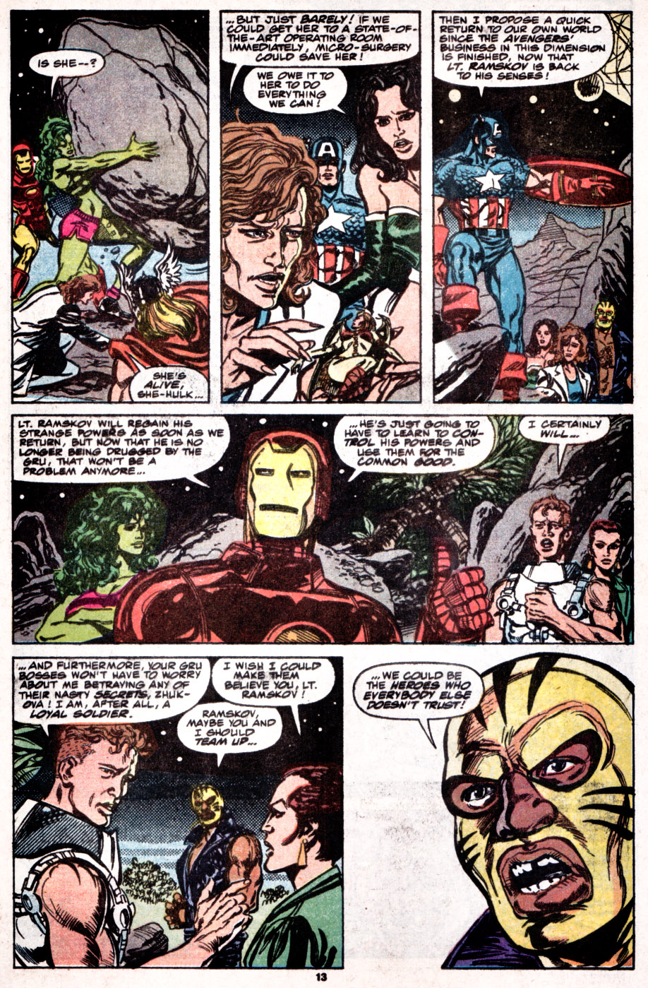 The Avengers (1963) 328 Page 8