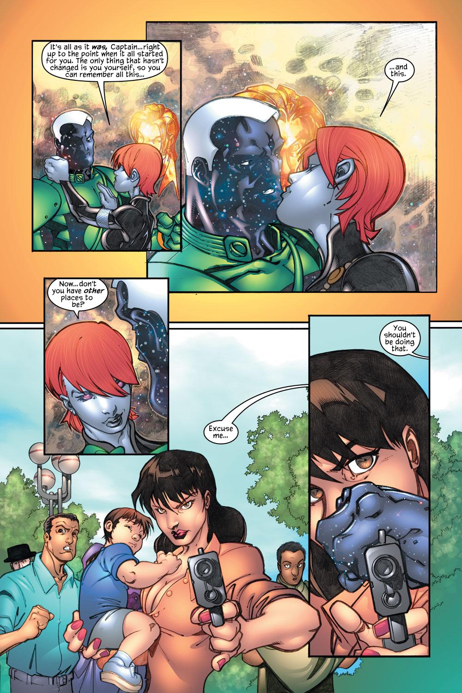 Captain Marvel (2002) Issue #6 #6 - English 17