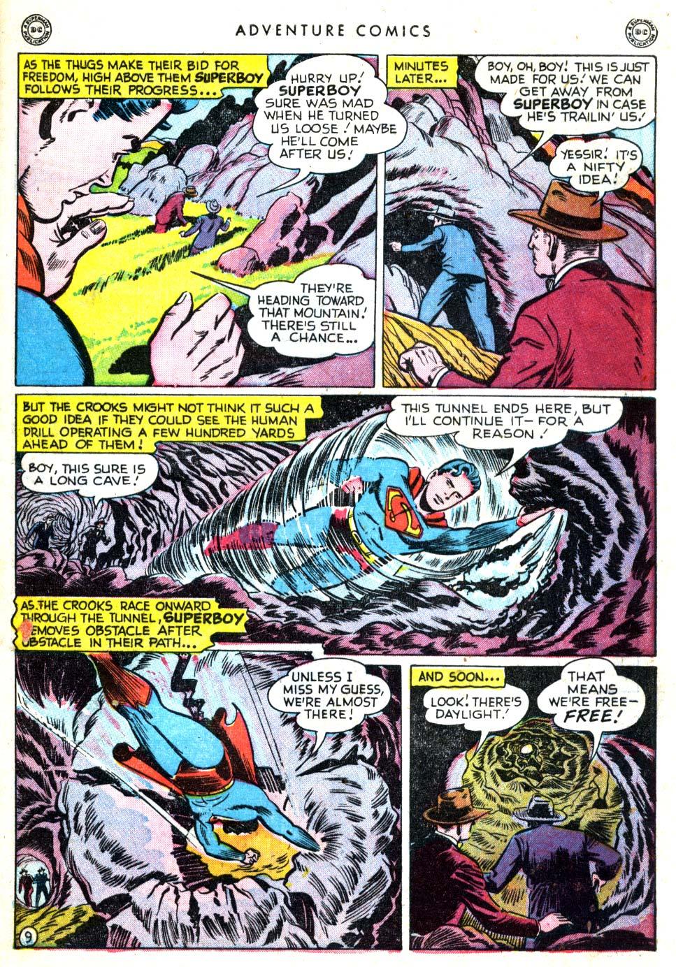 Read online Adventure Comics (1938) comic -  Issue #137 - 11