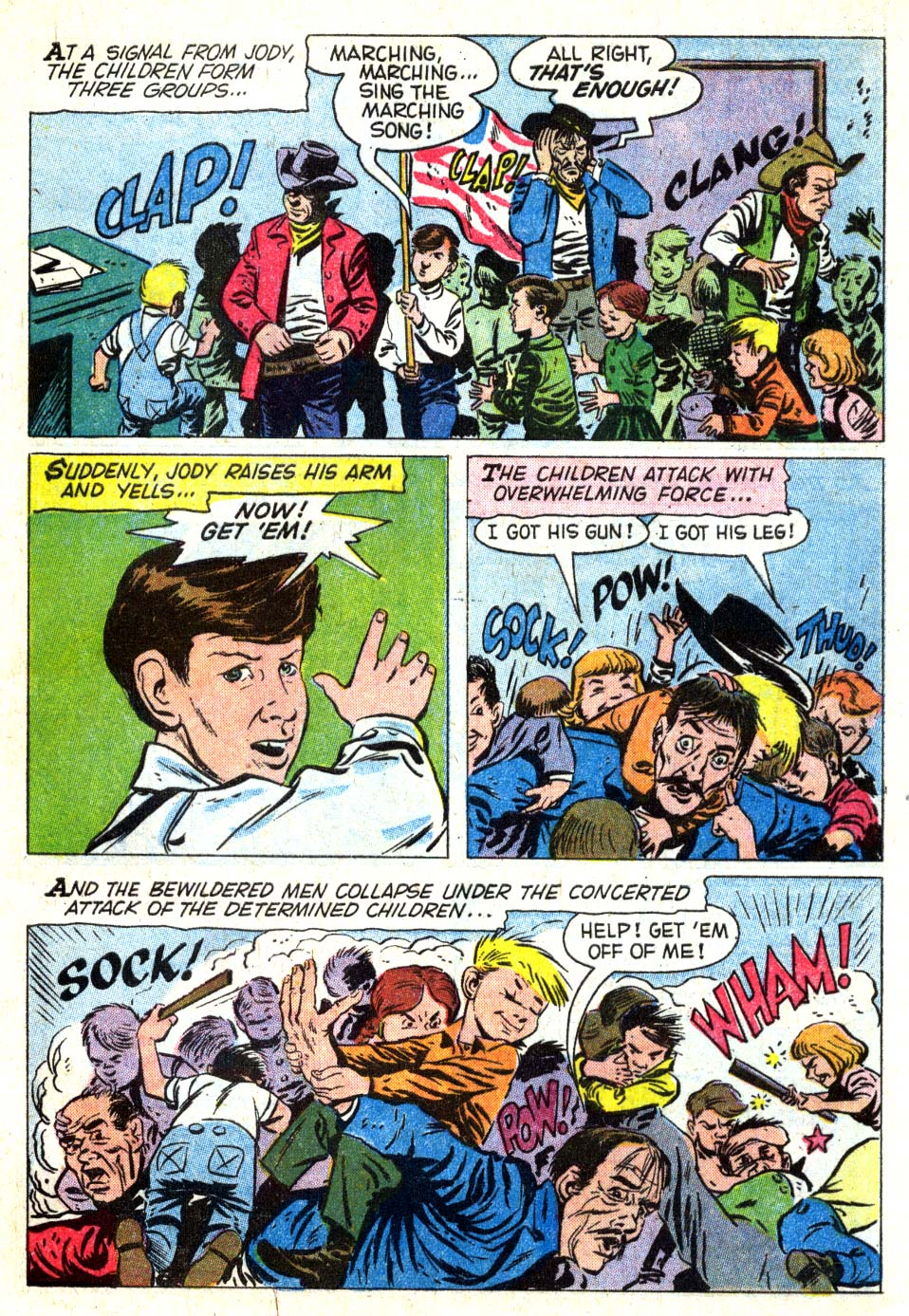 Four Color Comics issue 1011 - Page 33