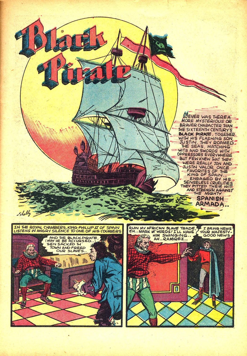 Read online Sensation (Mystery) Comics comic -  Issue #8 - 17
