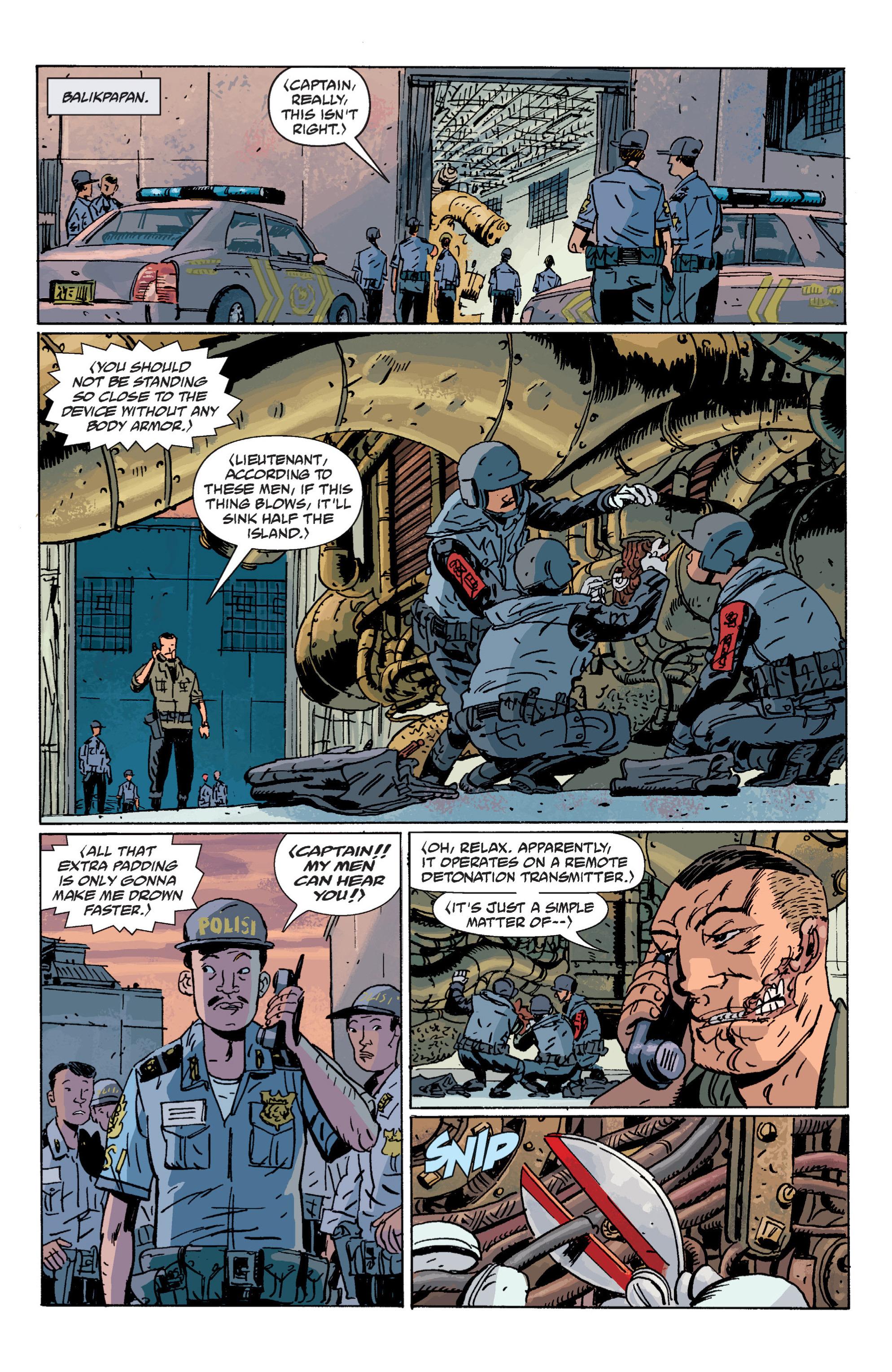 Read online B.P.R.D. (2003) comic -  Issue # TPB 7 - 113
