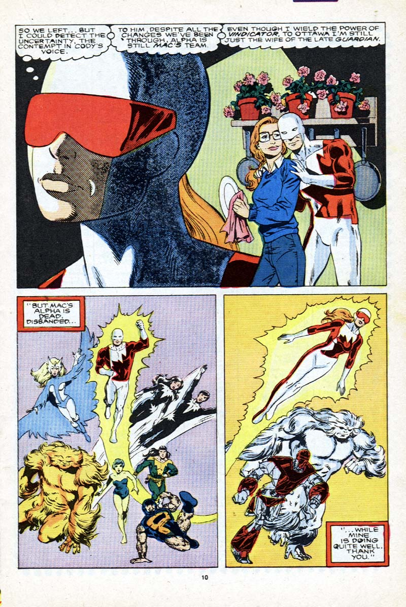 Read online Alpha Flight (1983) comic -  Issue # _Annual 2 - 11