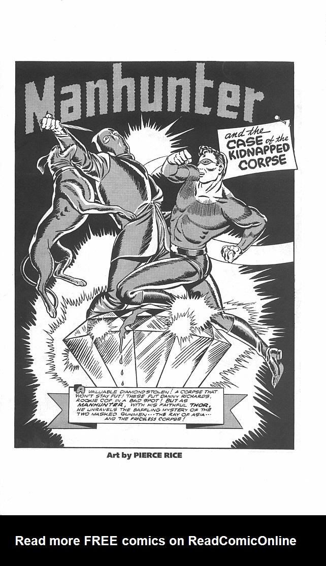 Read online Men of Mystery Comics comic -  Issue #24 - 3