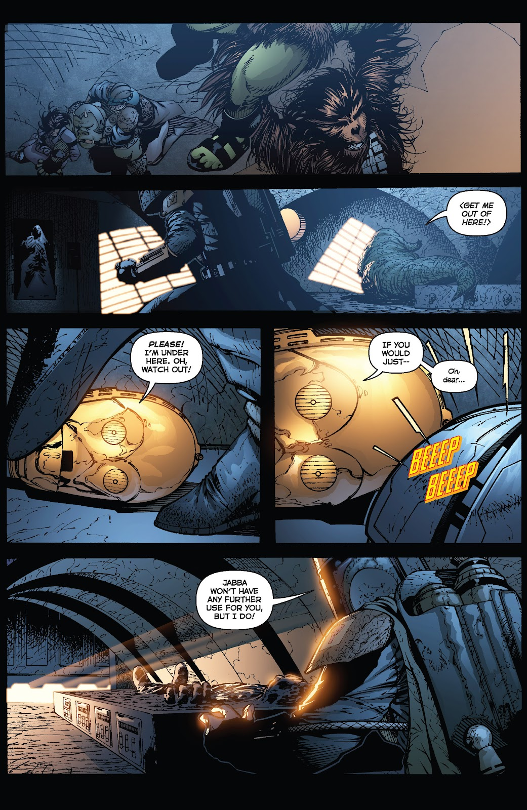 Read online Star Wars Legends: Infinities - Epic Collection comic -  Issue # TPB (Part 3) - 2