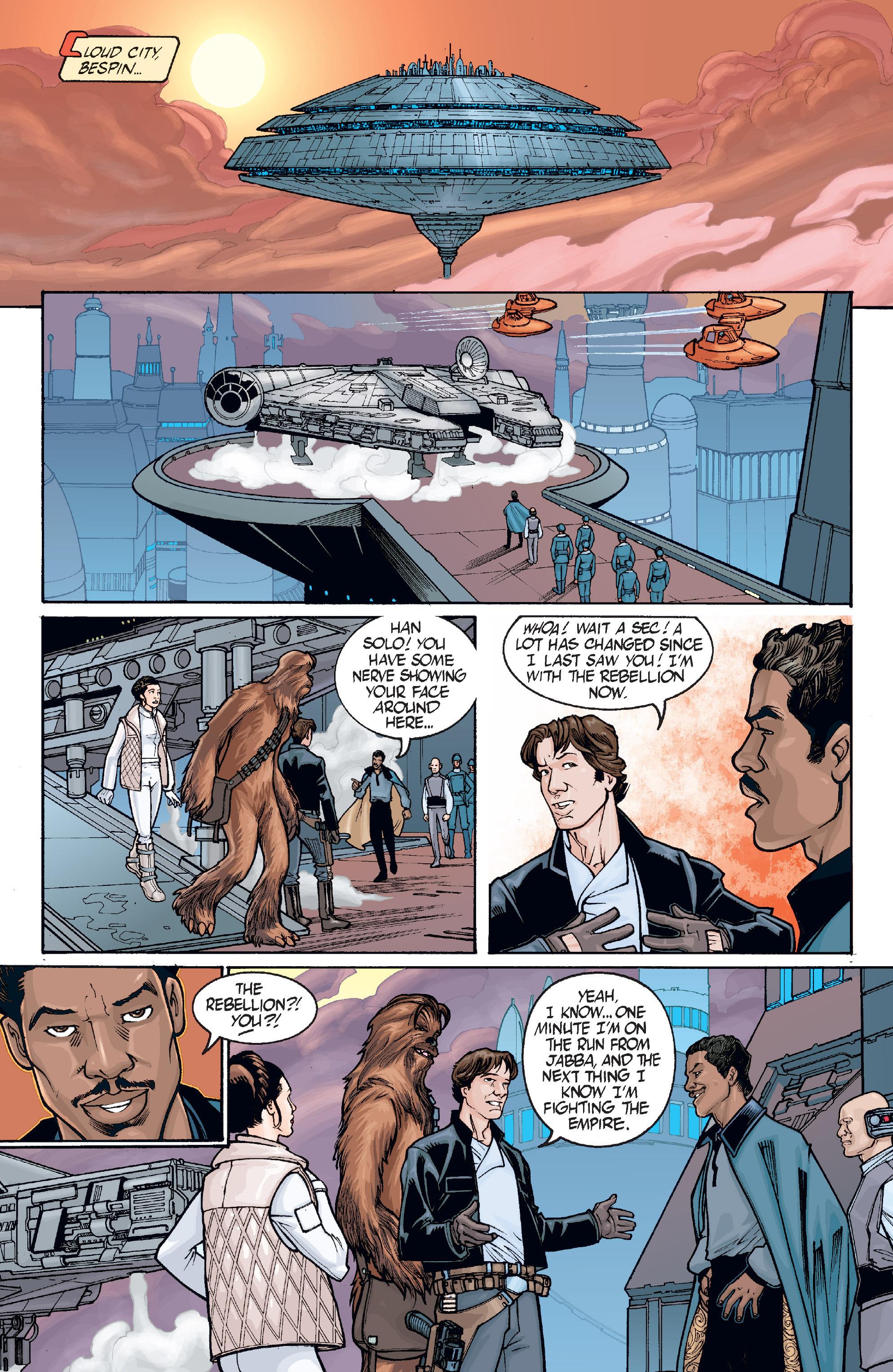Read online Star Wars Omnibus comic -  Issue # Vol. 27 - 113