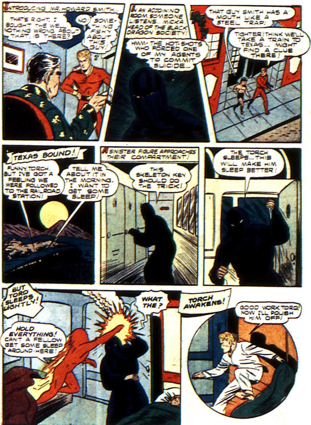 Read online All-Winners Comics comic -  Issue #3 - 7