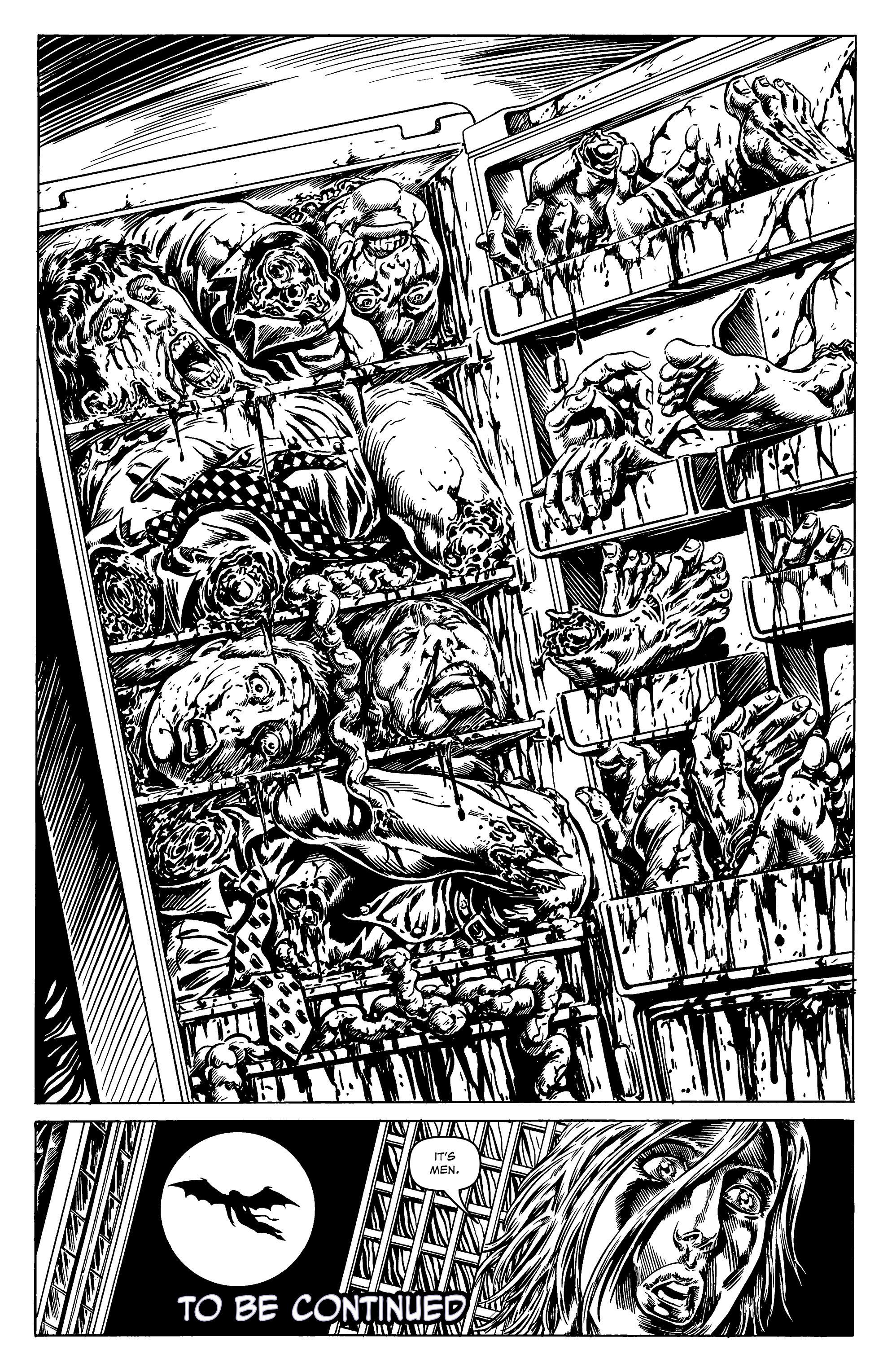 Read online Alan Moore's Cinema Purgatorio comic -  Issue #7 - 22