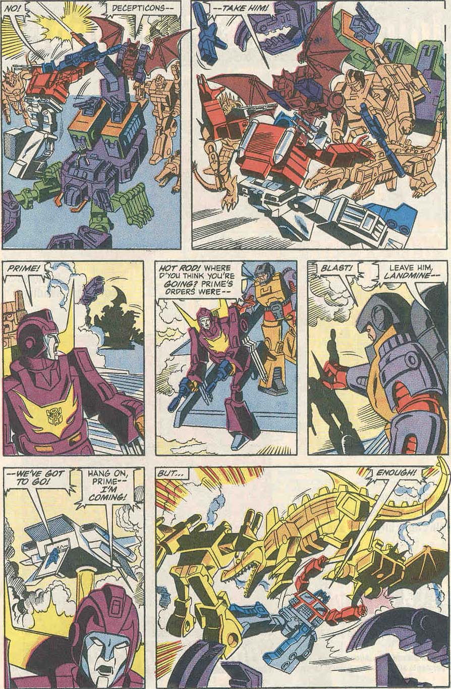 The Transformers (UK) 247 Page 2