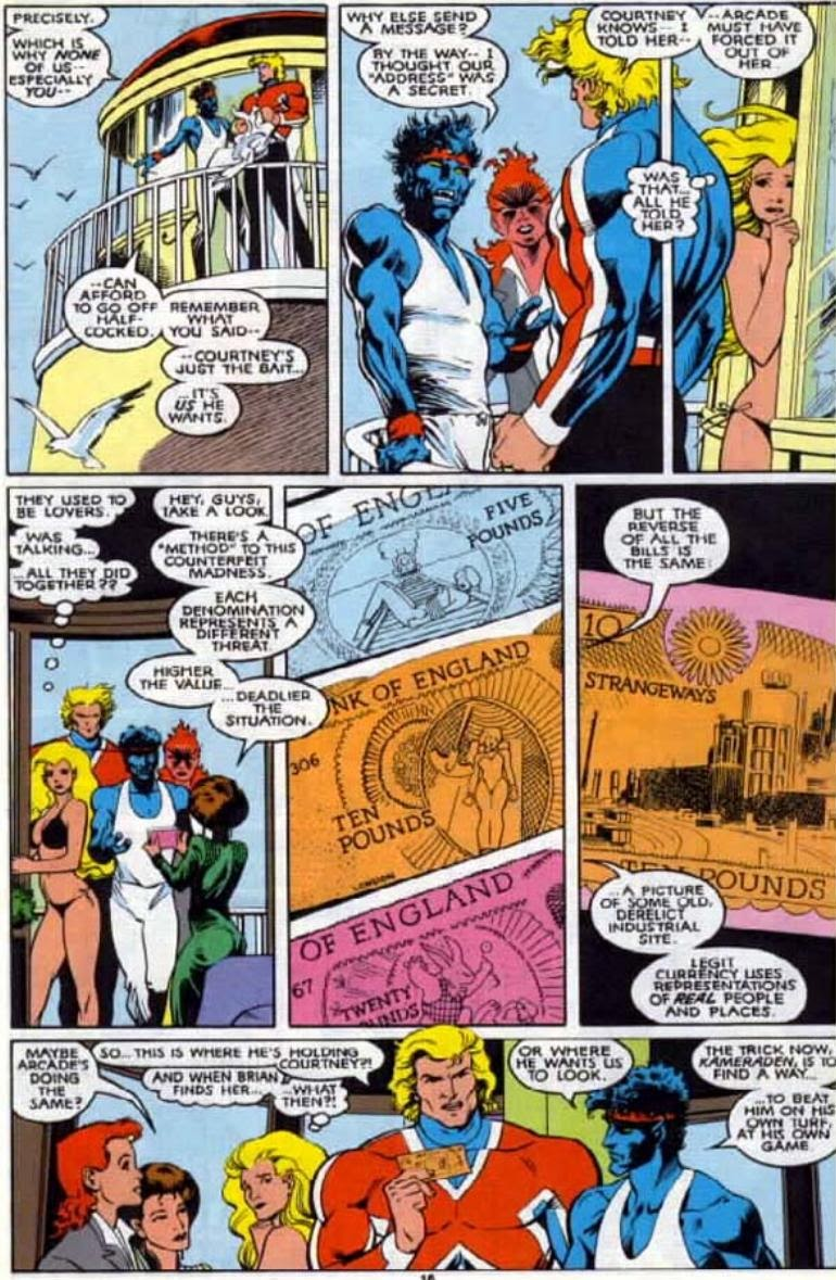 Excalibur (1988) issue 4 - Page 13