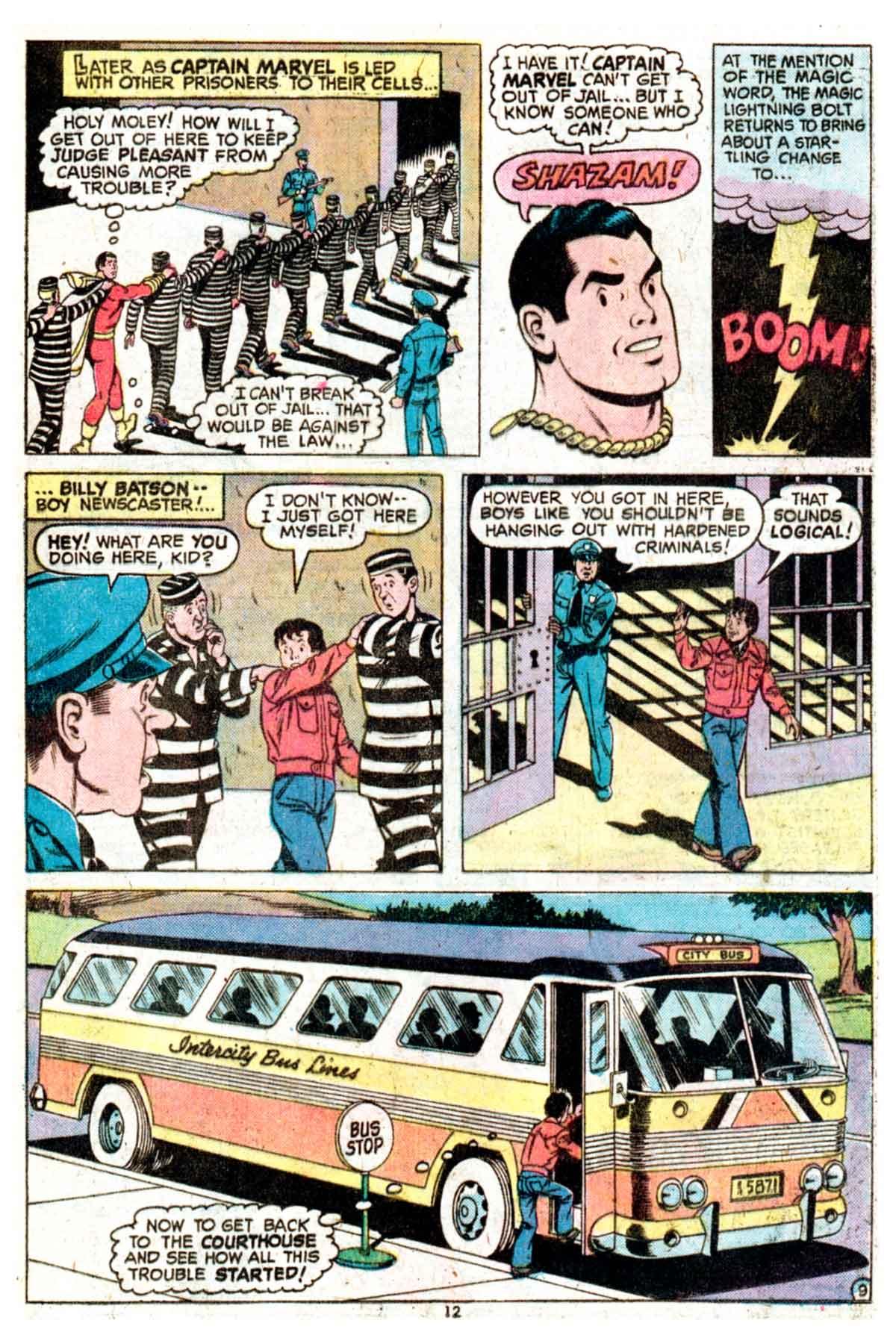 Read online Shazam! (1973) comic -  Issue #16 - 12
