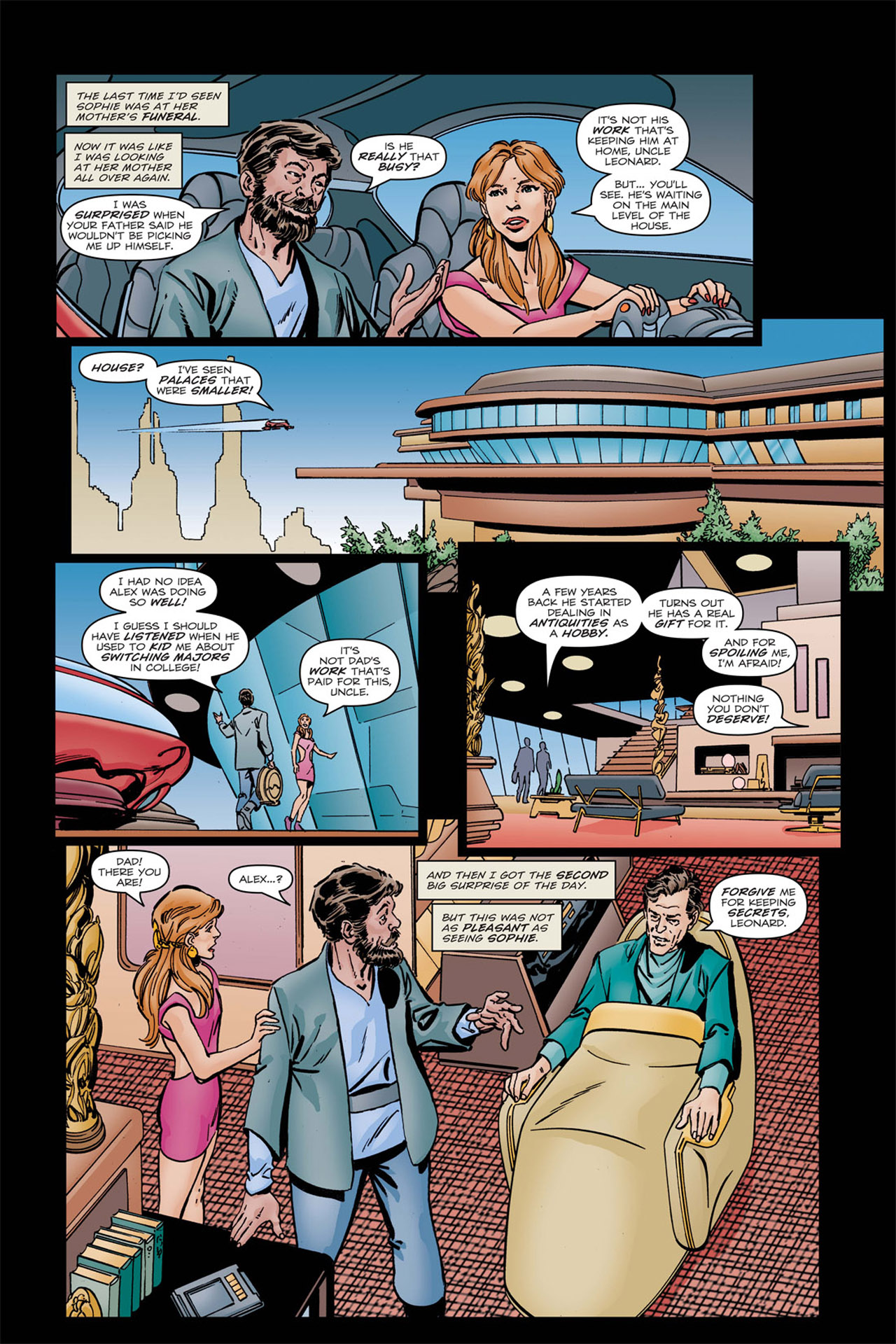 Read online Star Trek: Leonard McCoy, Frontier Doctor comic -  Issue #4 - 18