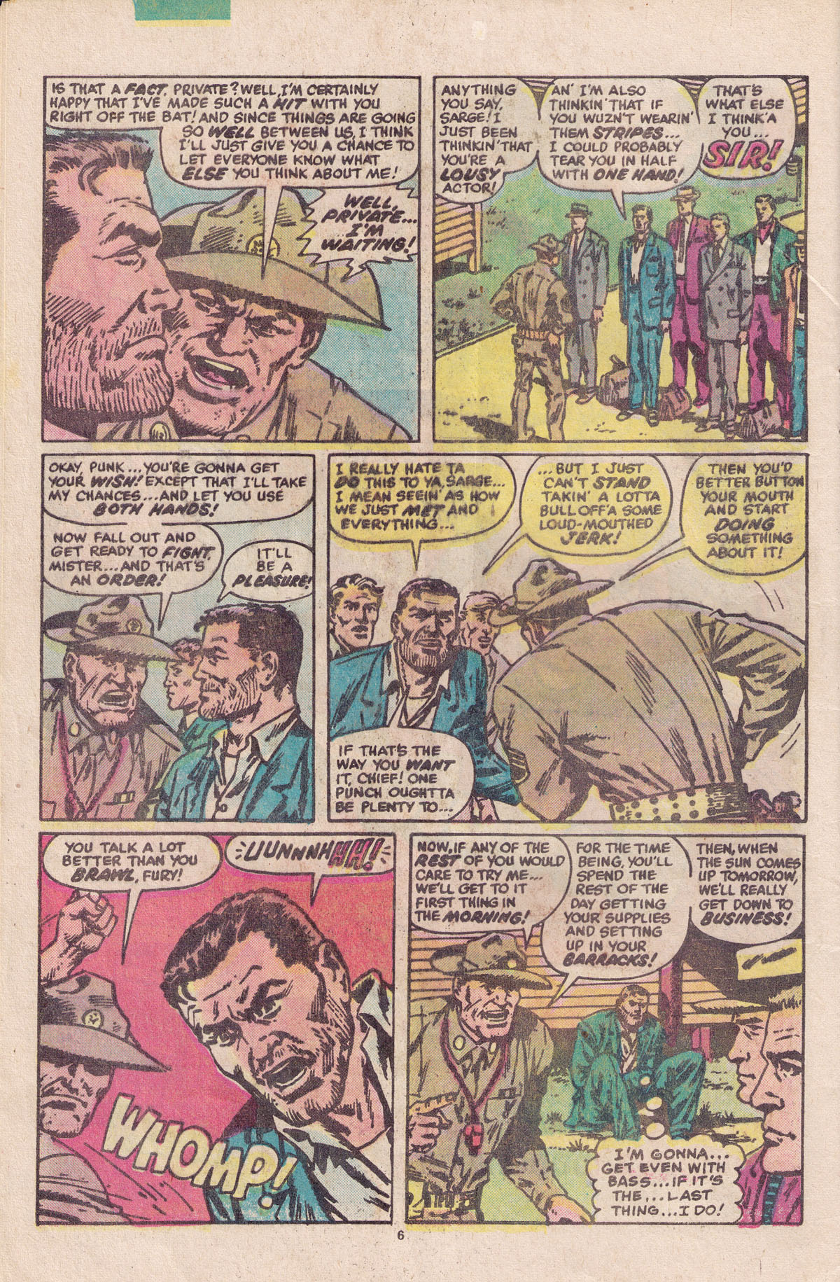 Read online Sgt. Fury comic -  Issue #158 - 8