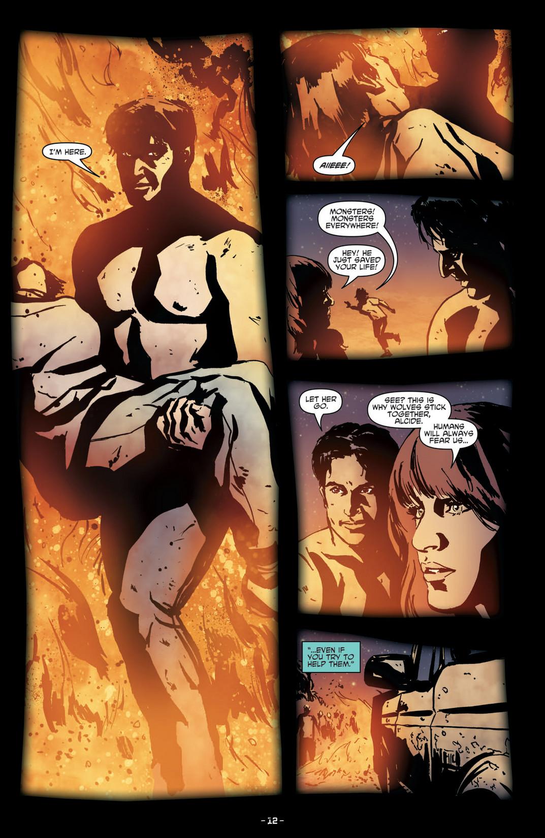 Read online True Blood (2012) comic -  Issue #4 - 14