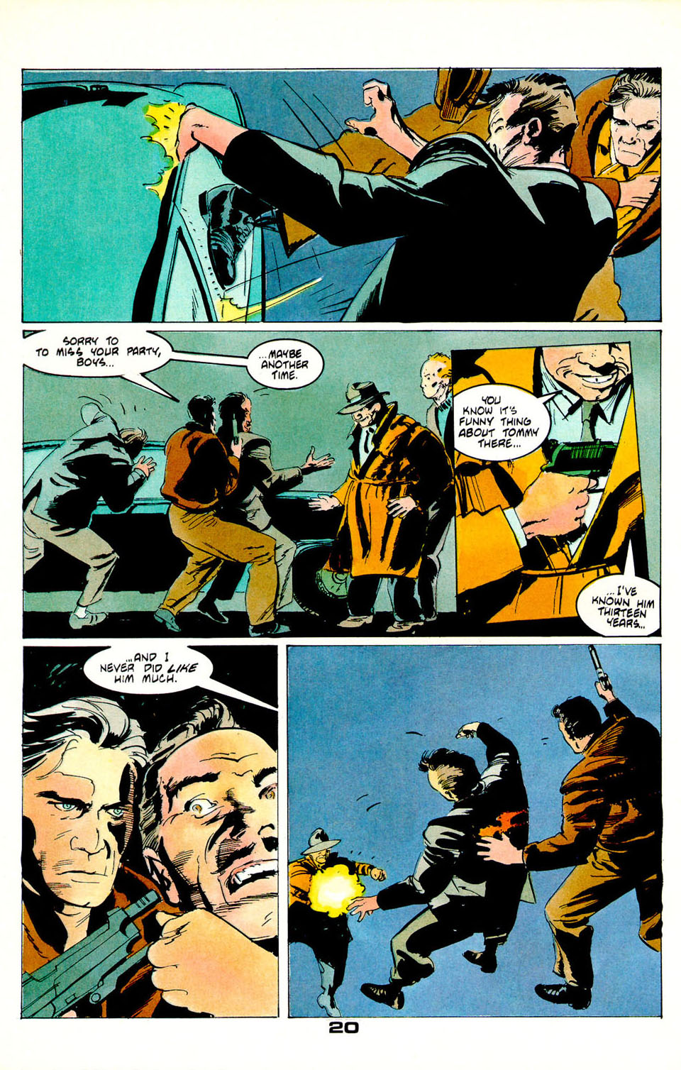 Jon Sable, Freelance issue 55 - Page 20