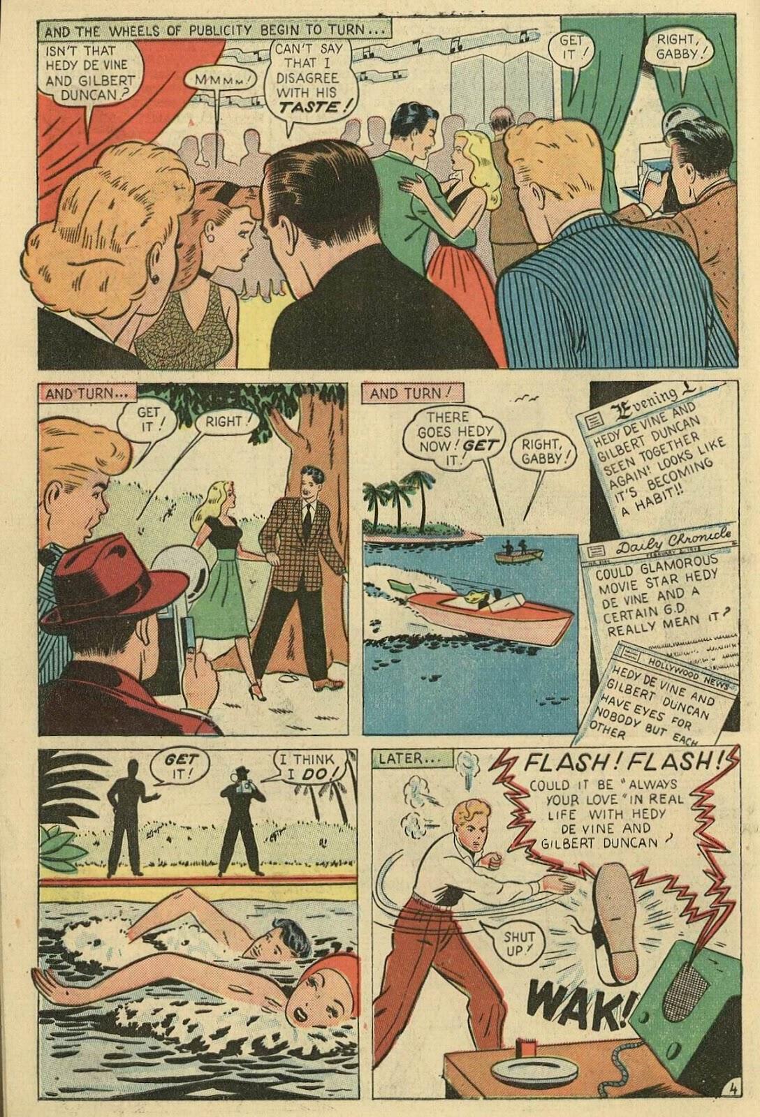 Read online Gay Comics comic -  Issue #34 - 6
