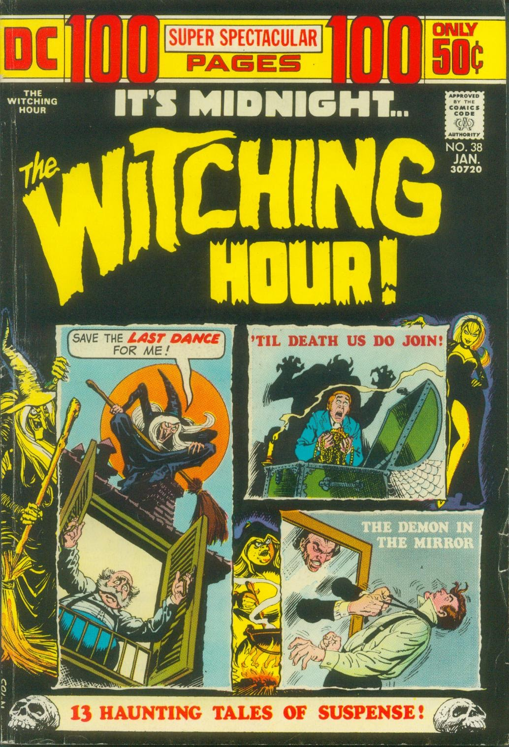 The Witching Hour (1969) issue 38 - Page 2