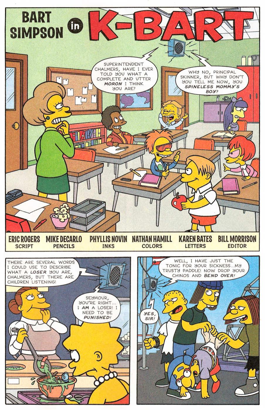 Read online Simpsons Comics Presents Bart Simpson comic -  Issue #29 - 15