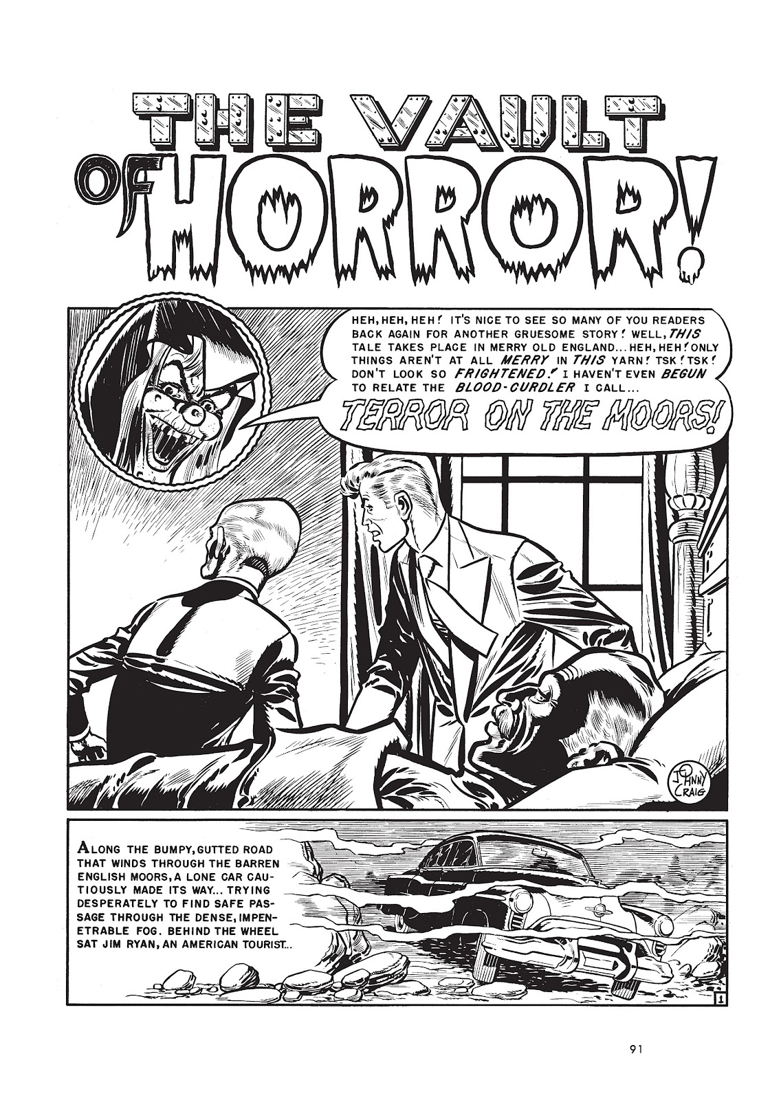 Read online Voodoo Vengeance and Other Stories comic -  Issue # TPB (Part 2) - 9