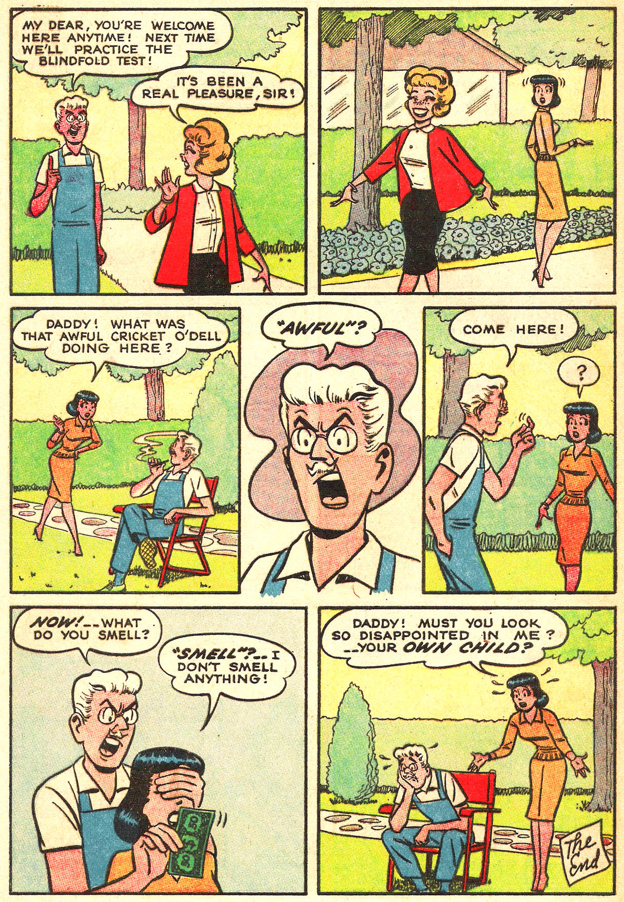 Read online Archie (1960) comic -  Issue #133 - 24