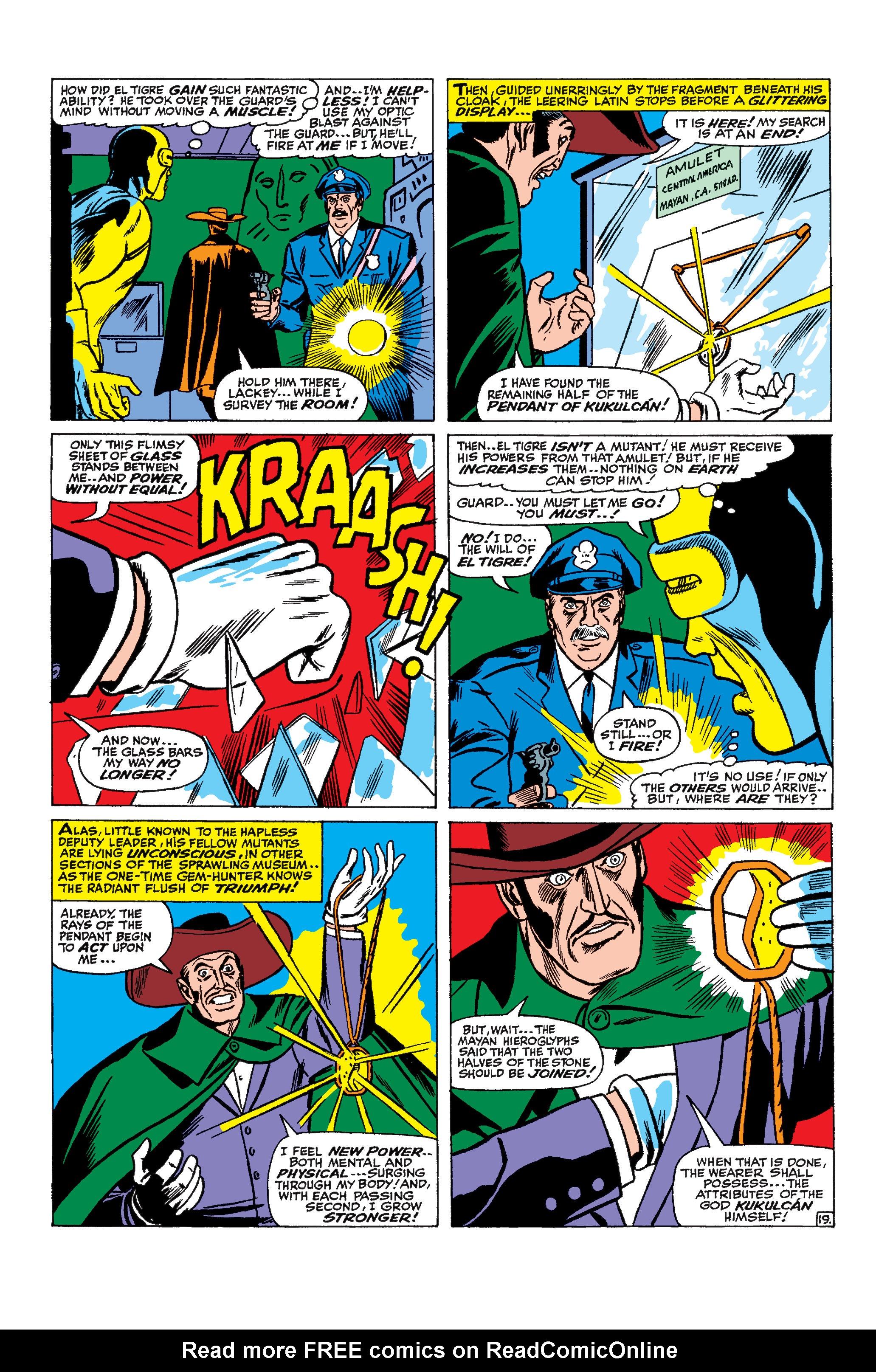 Uncanny X-Men (1963) 25 Page 19
