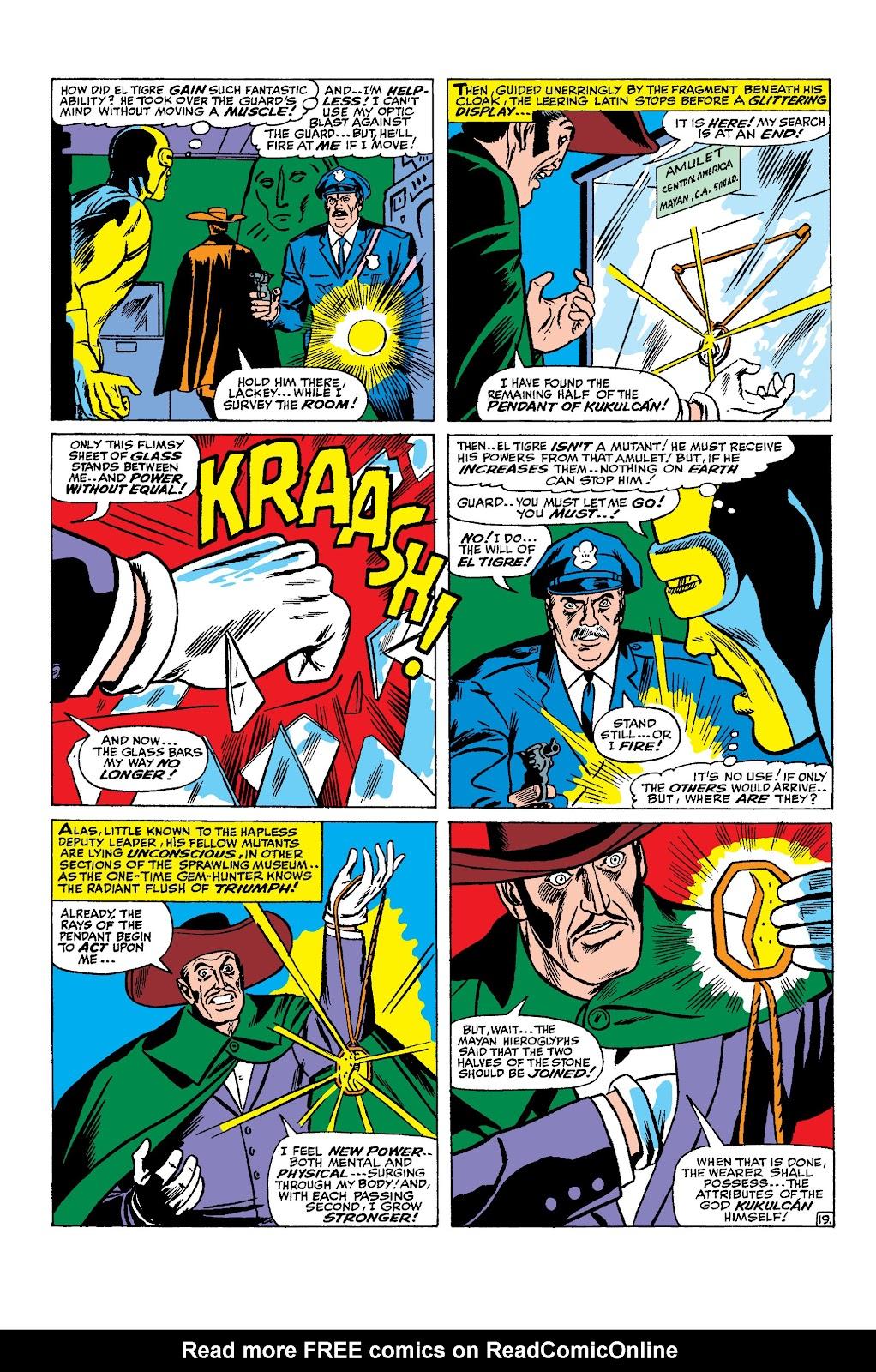 Uncanny X-Men (1963) issue 25 - Page 20