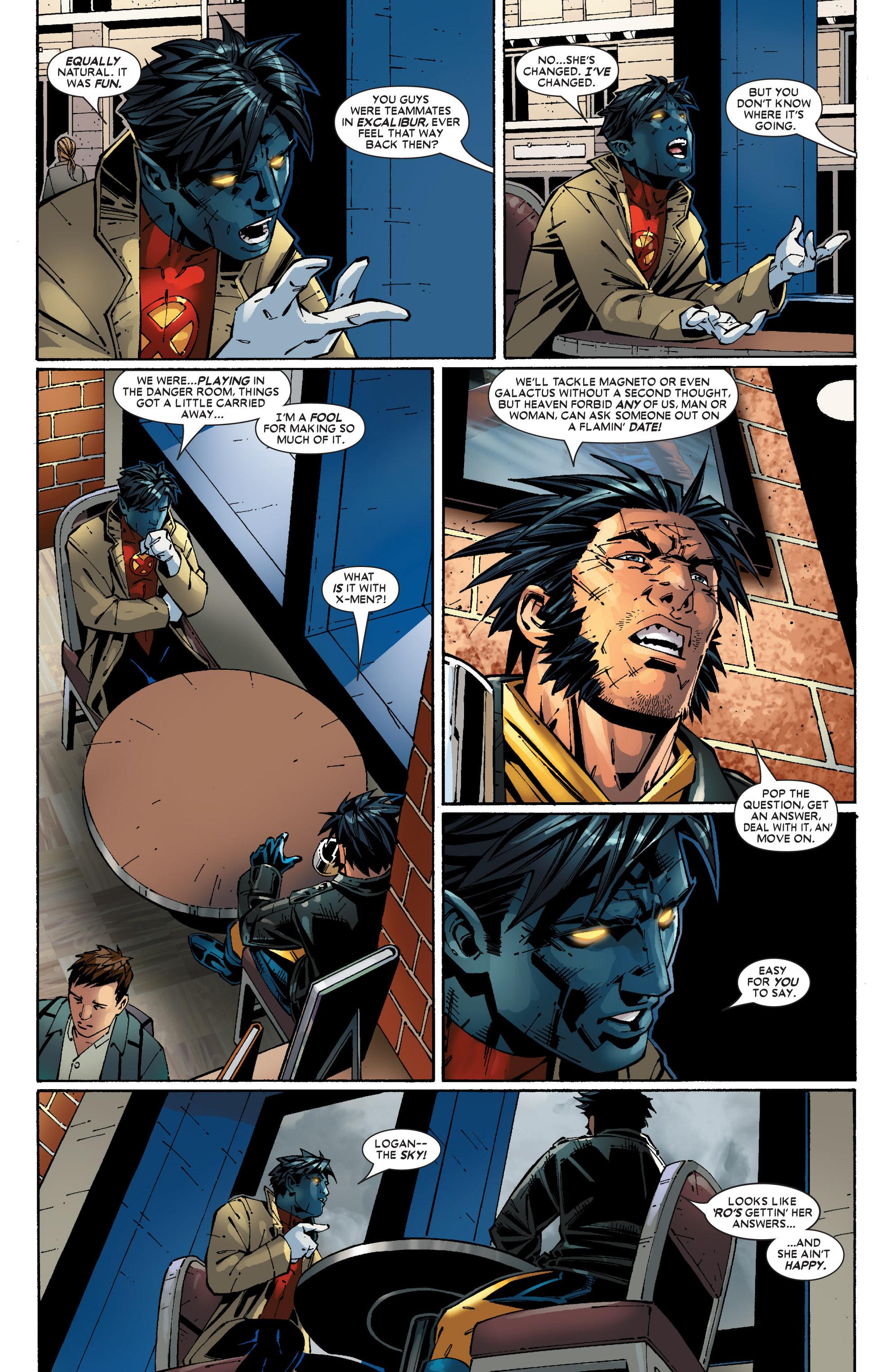 Read online Uncanny X-Men (1963) comic -  Issue #453 - 16