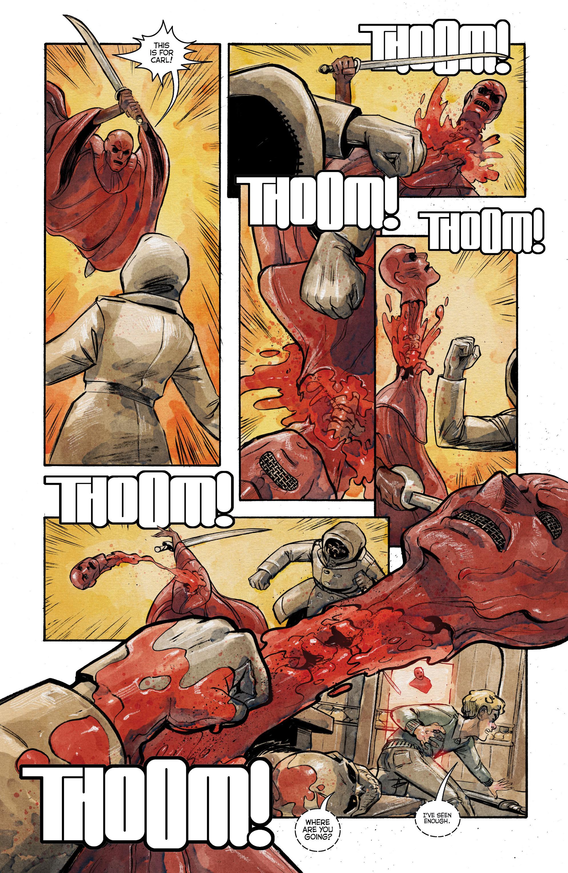 Read online Shutter comic -  Issue #22 - 12