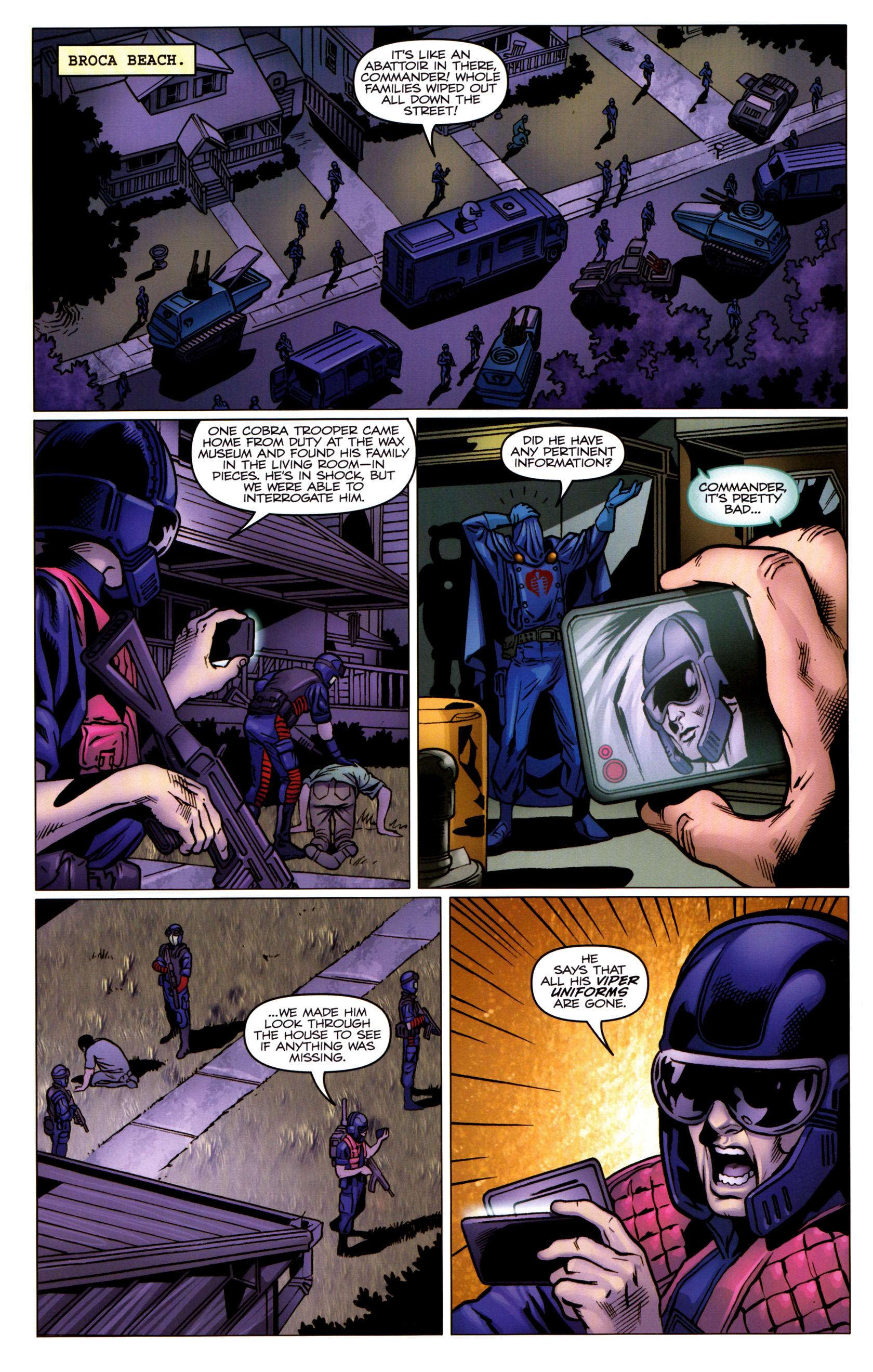 G.I. Joe: A Real American Hero 176 Page 19