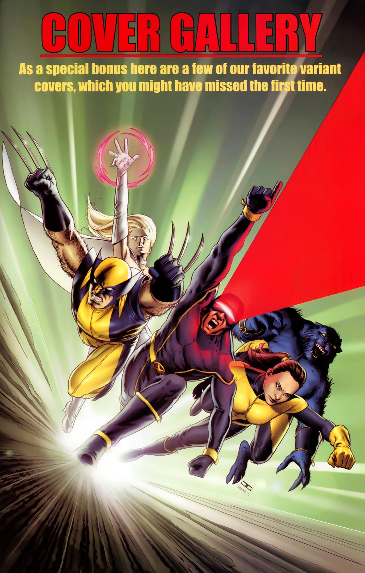 Read online Giant-Size Astonishing X-Men comic -  Issue # Full - 44