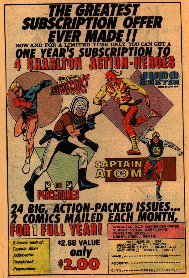 Blue Beetle (1967) issue 1 - Page 8