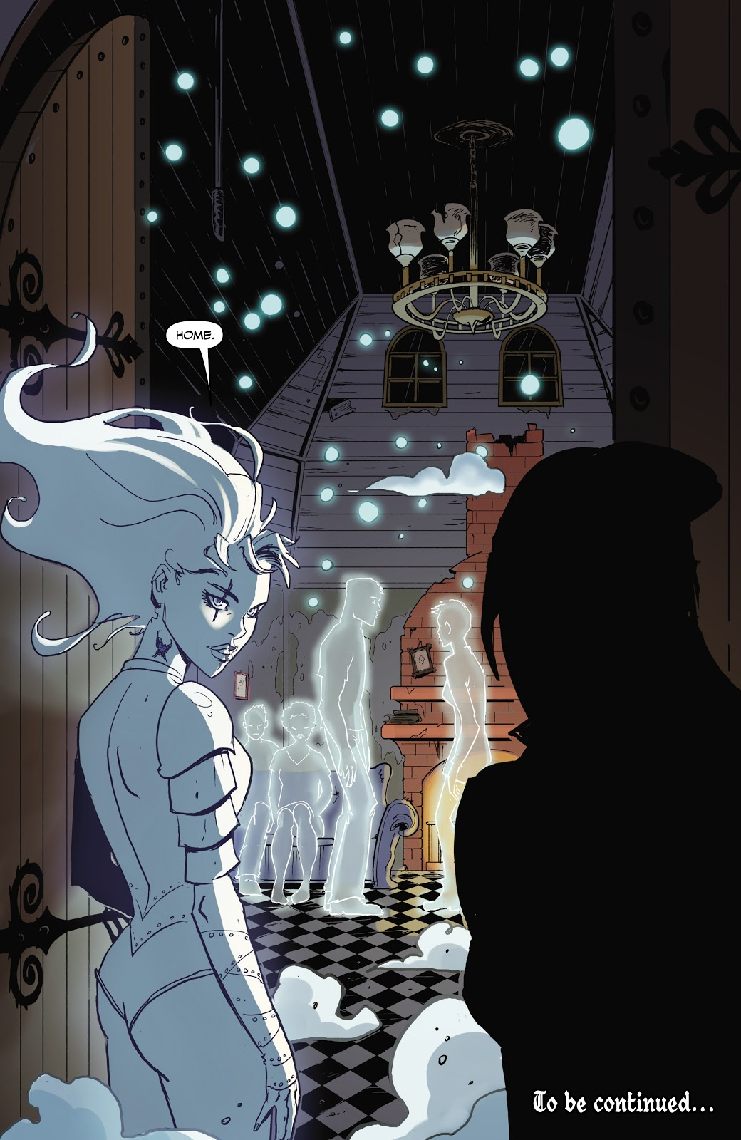Read online September Mourning Volume 1 comic -  Issue #2 - 24