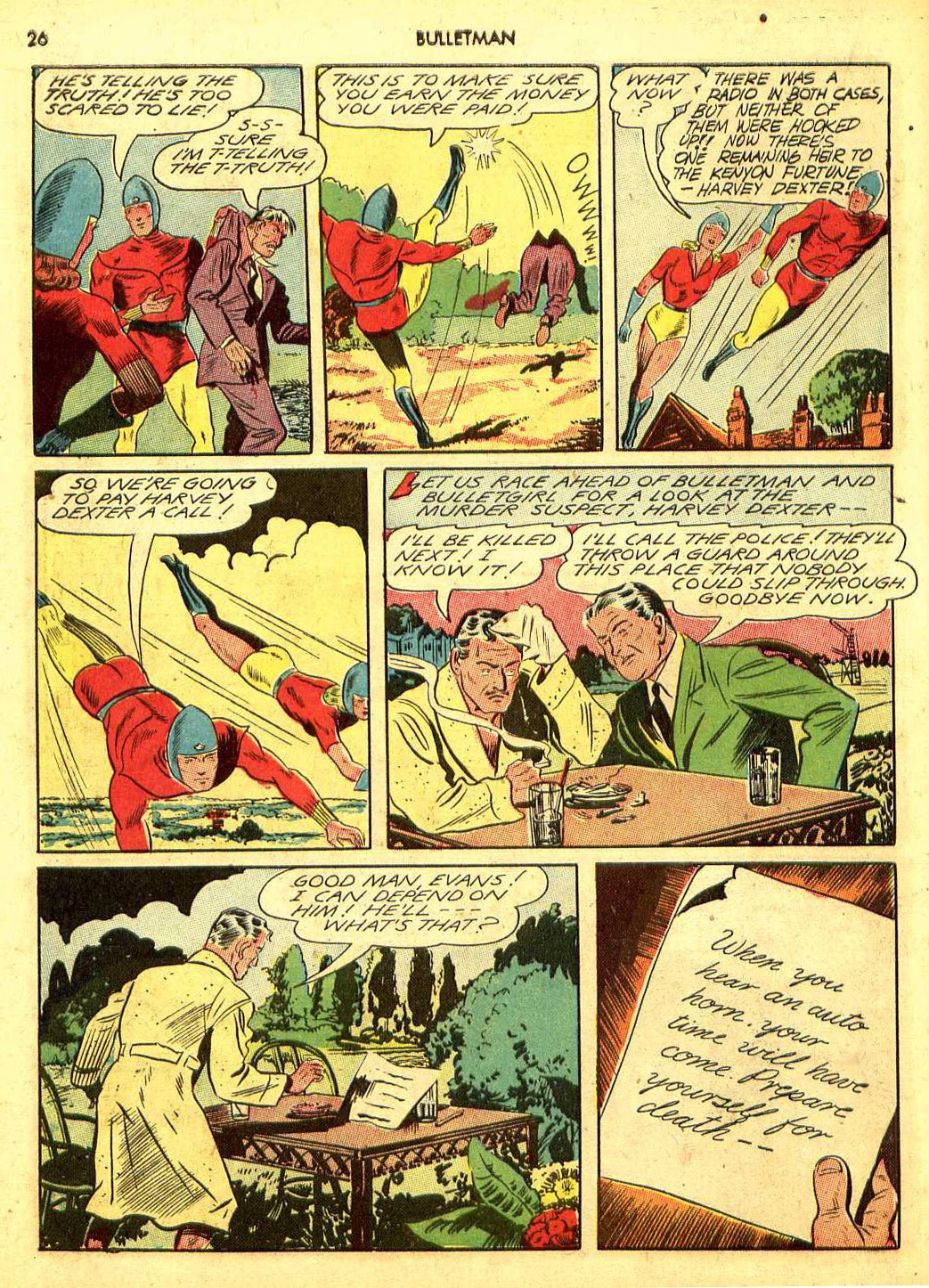 Bulletman issue 12 - Page 25
