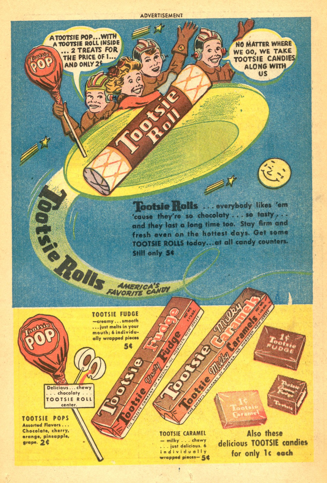 Read online Adventure Comics (1938) comic -  Issue #202 - 23