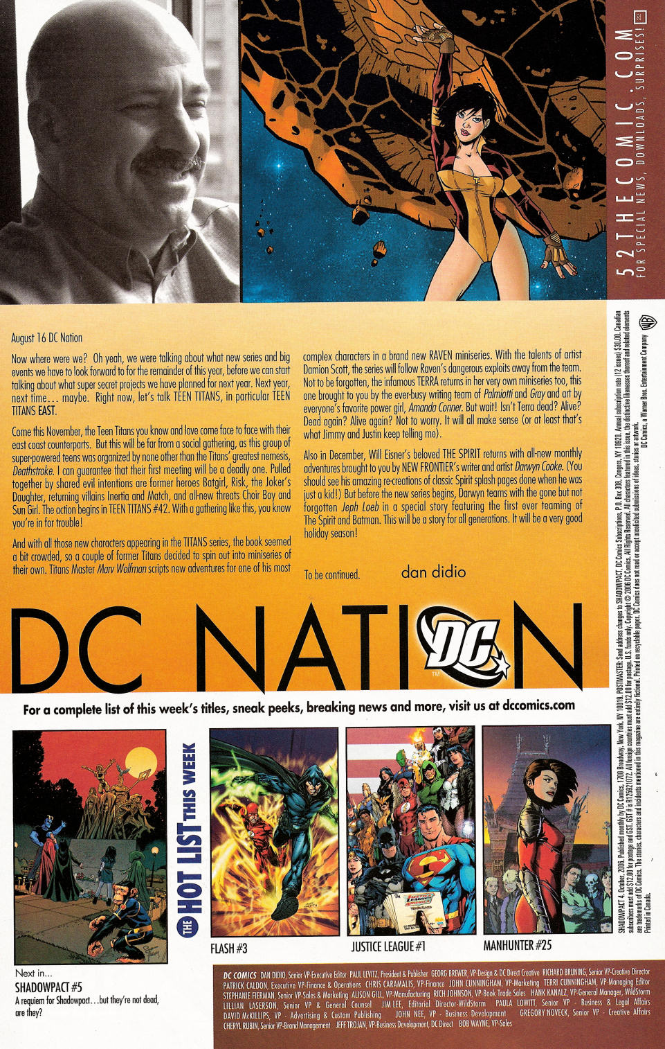 Read online Shadowpact comic -  Issue #4 - 33